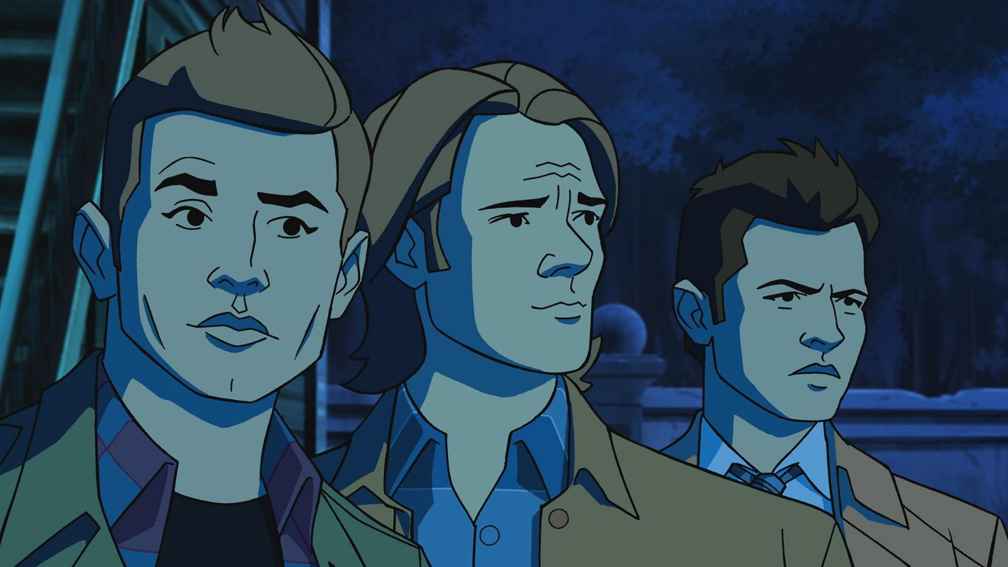 Scoobynatural