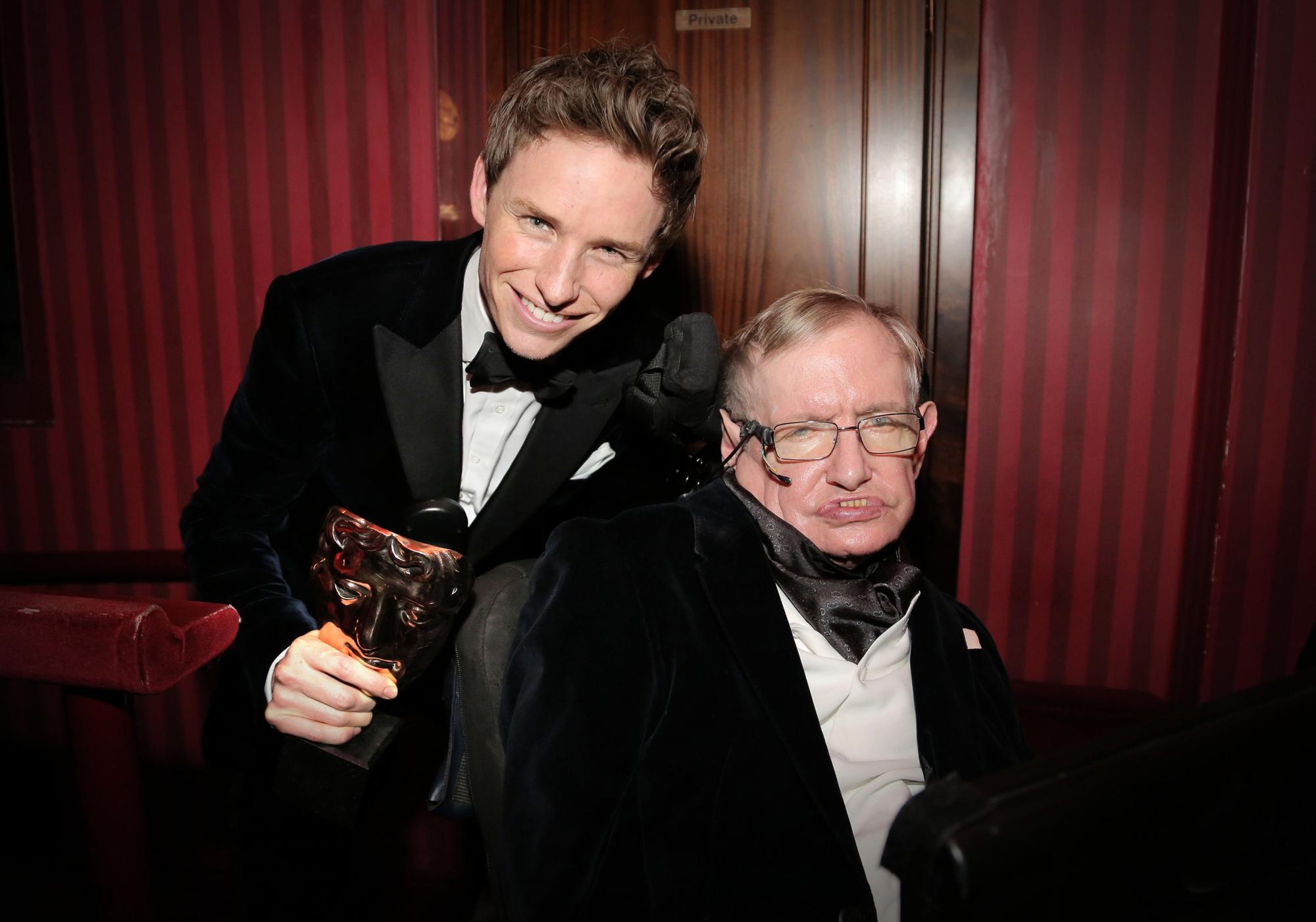 EE BAFTA British Academy Film Awards, Royal Opera House, London, Britain - 08 Feb 2015