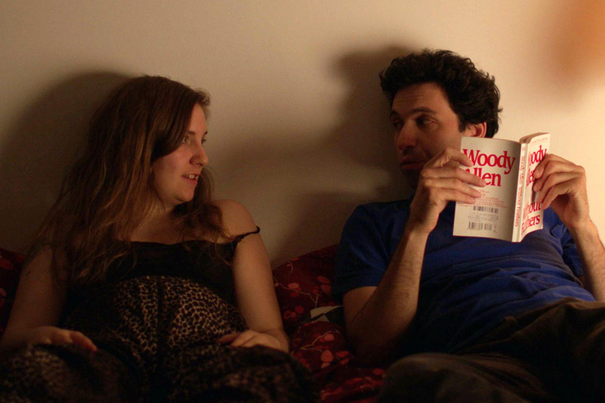 Tiny Furniture (2010)Lena Dunham as Aura and Alex Karpovsky as Jed