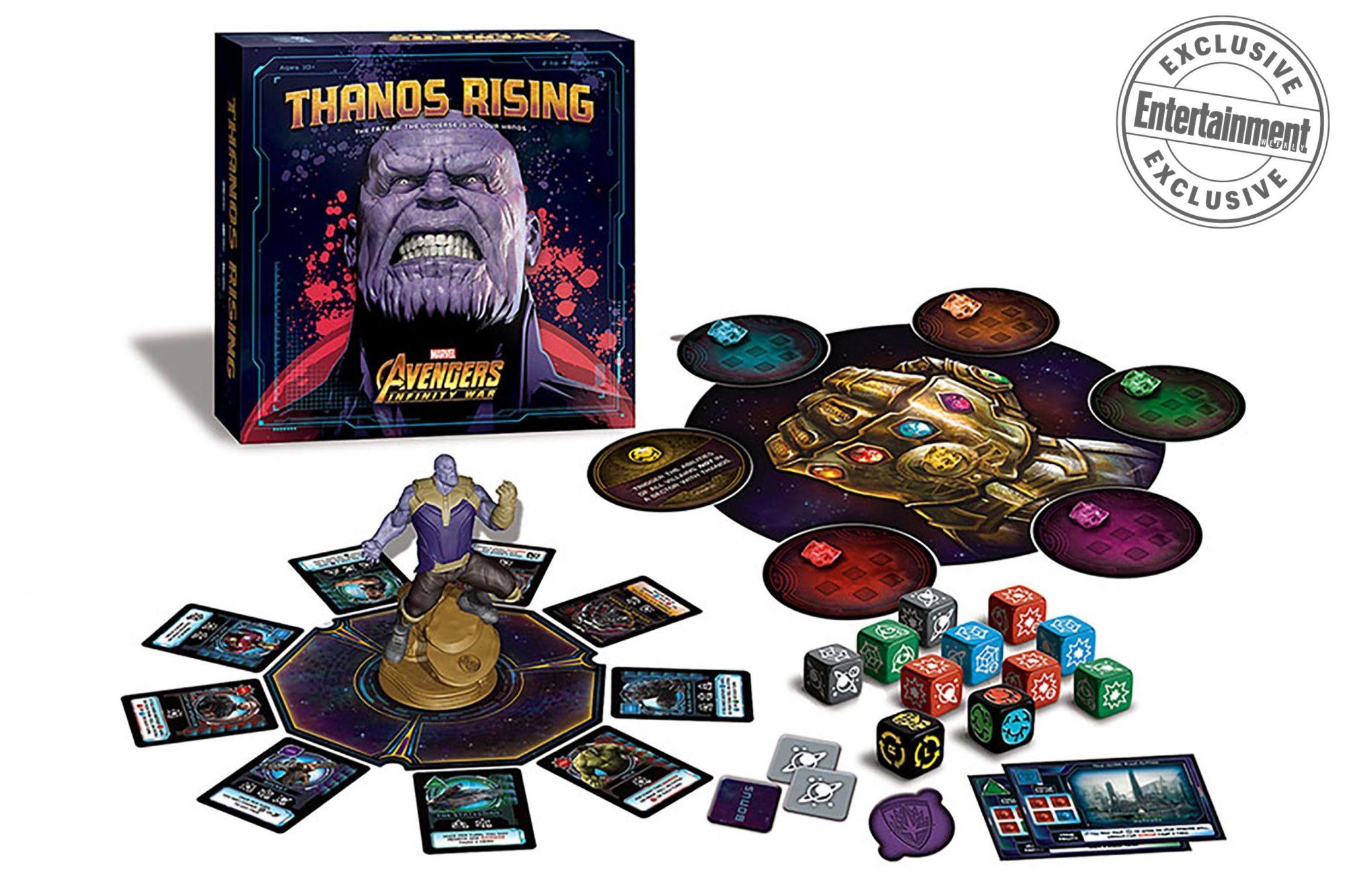 Thanos Rising CR: USAopoly, Inc.