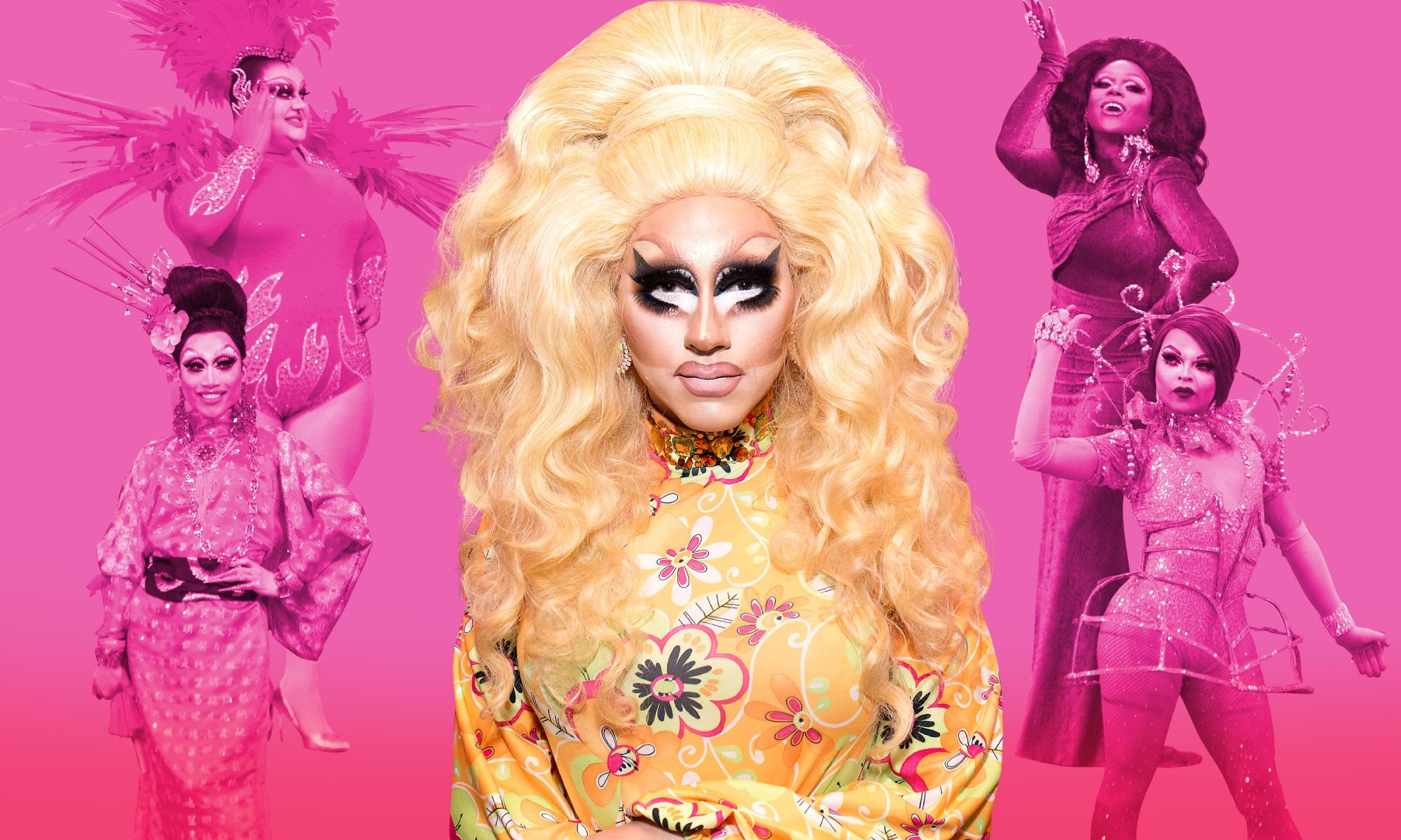 Trixie Mattel reads the RuPaul's Drag Race season 10 entrance looks