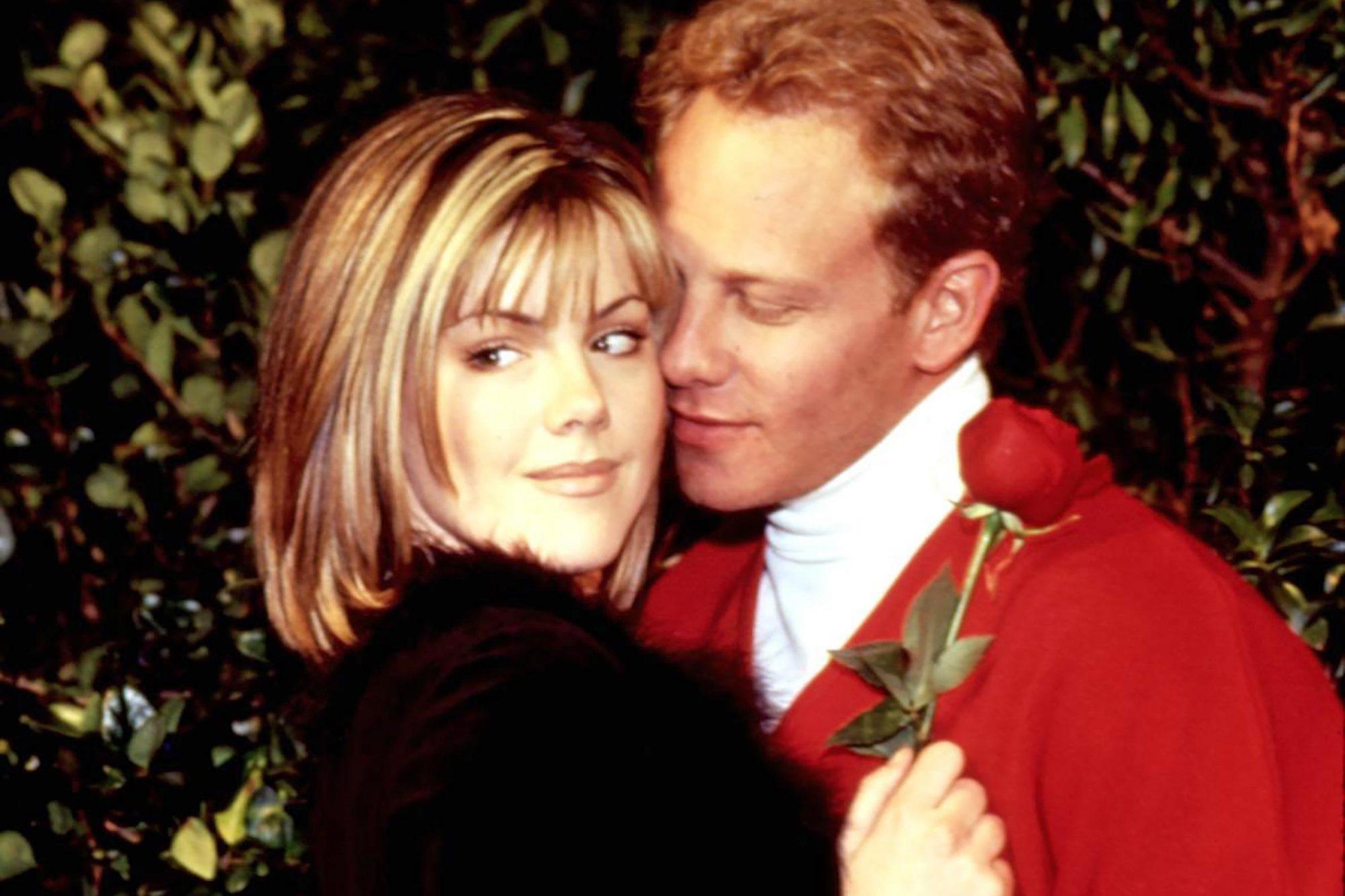 BEVERLY HILLS, 90210, 1990-2000, Kathleen Robertson, Ian Ziering, 1993-97
