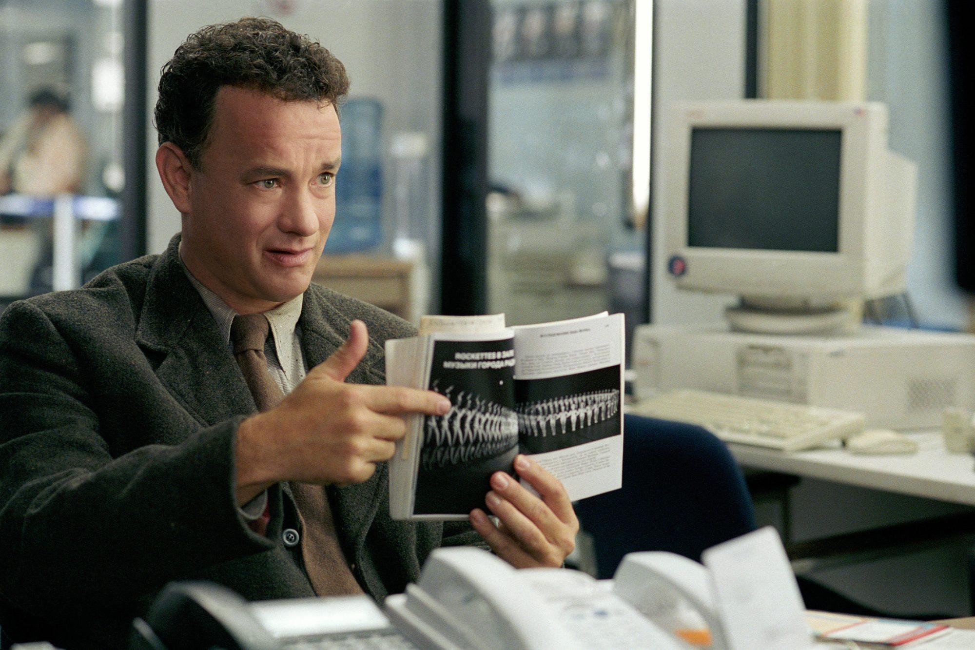 The Terminal (2004)Tom Hanks