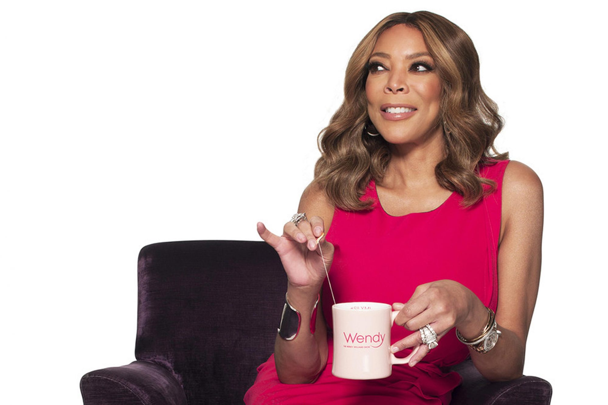Wendy WilliamsCredit: The Wendy Williams Show