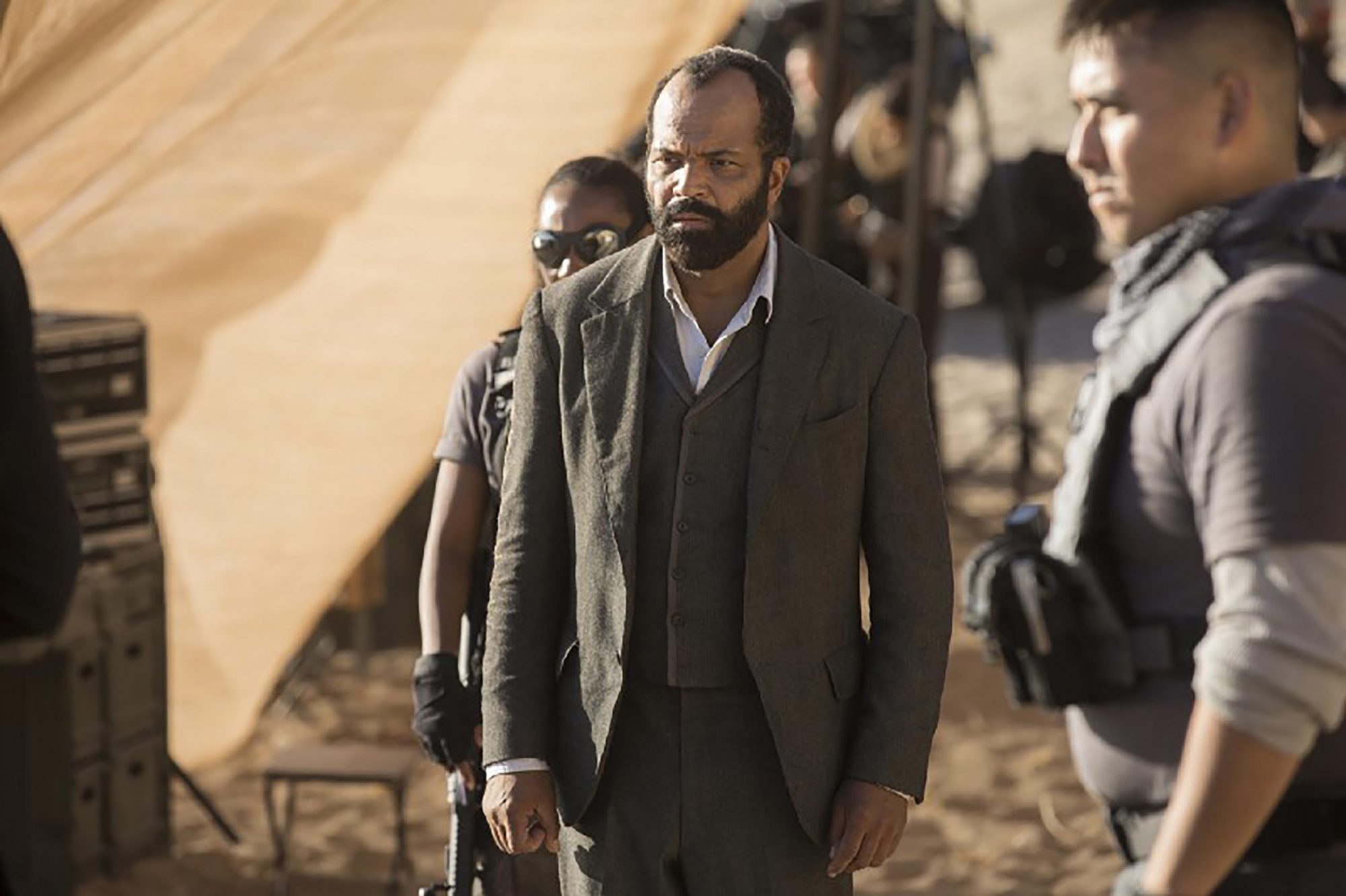 Westworld Season 2 CR: John P. Johnson/HBO