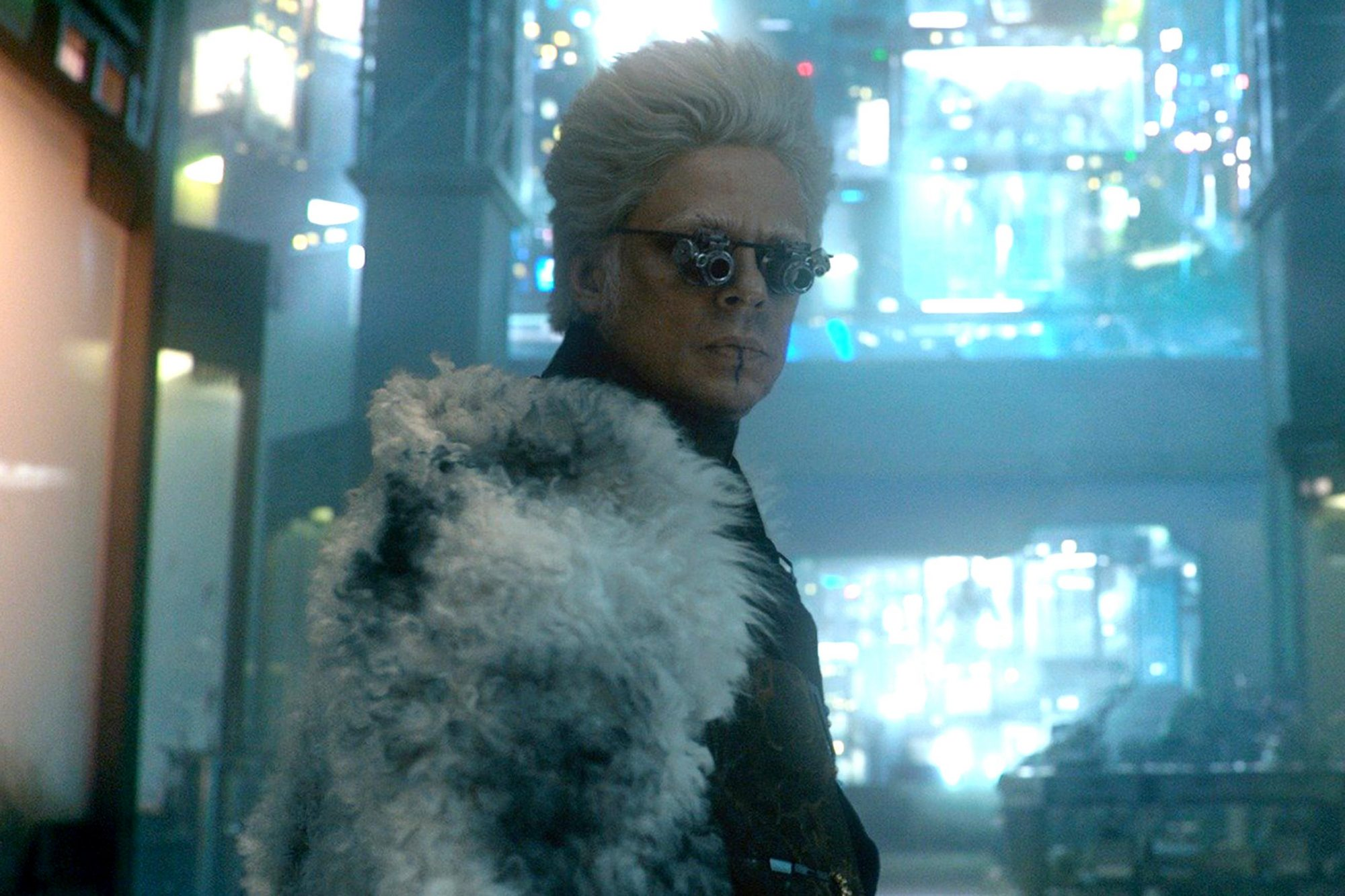 Guardians Of The Galaxy (2014)The Collector/Tanaleer Tivan (Benicio Del Toro)