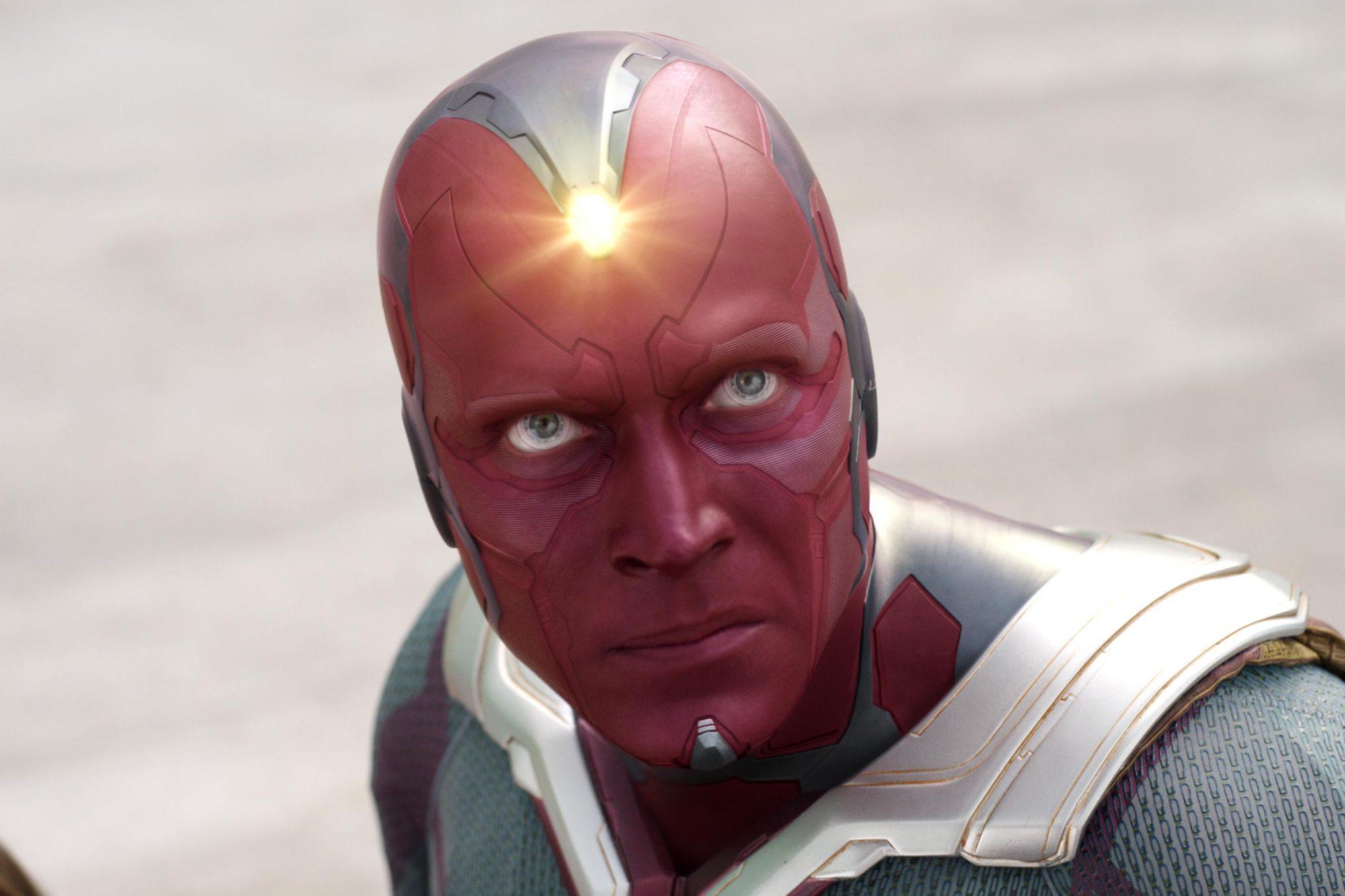 Marvel's Captain America: Civil War (2016)Vision (Paul Bettany)