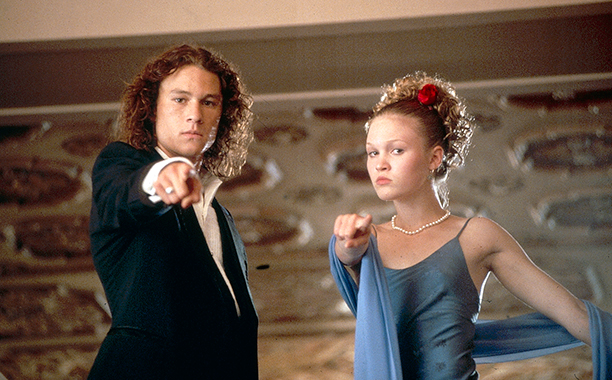 1. 10 Things I Hate About You (1999)