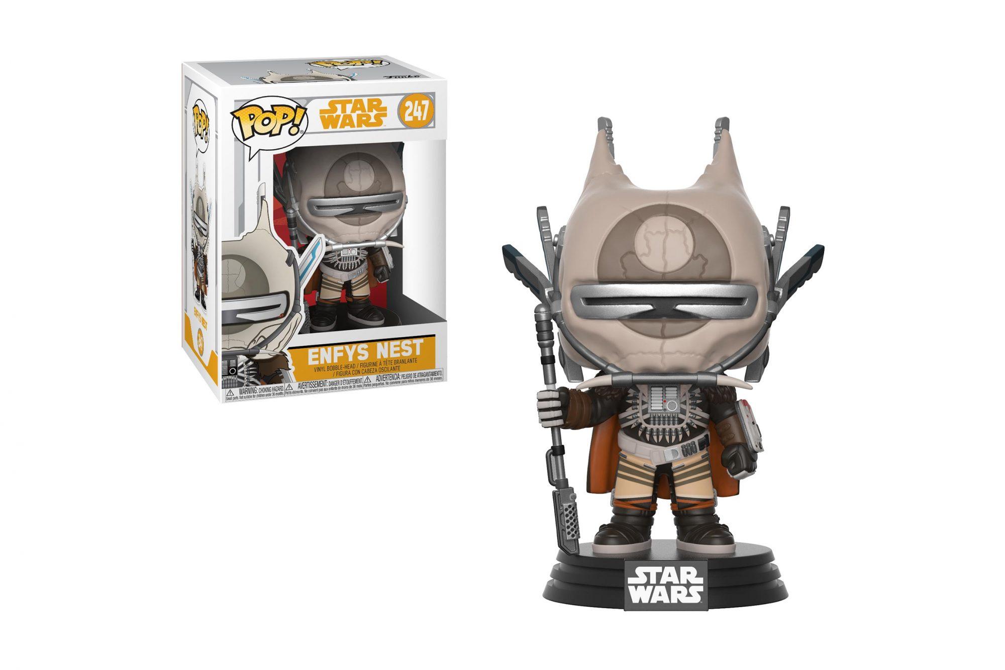 Solo: A Star Wars Story Funko Pop Figure