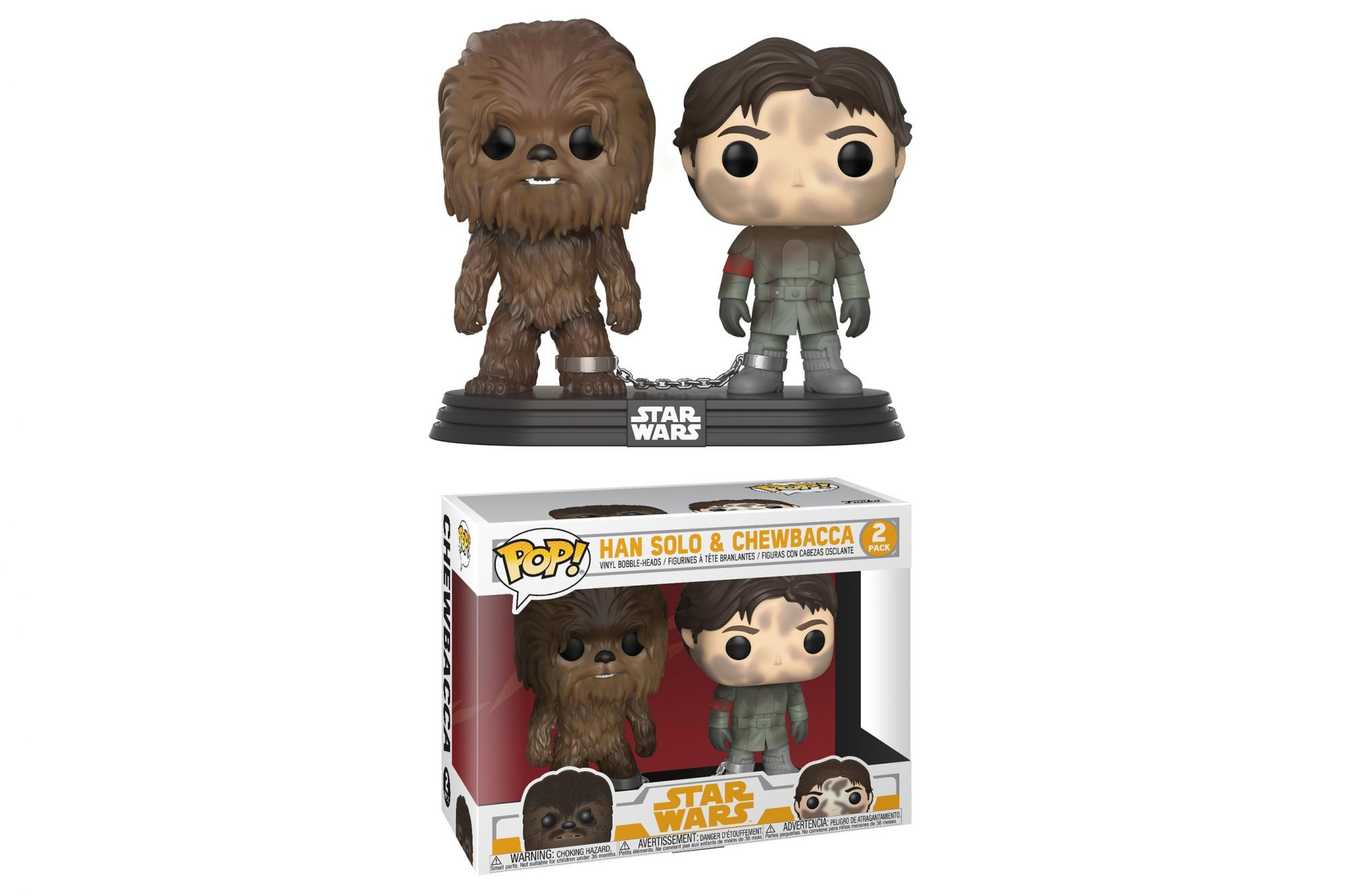 Solo: A Star Wars Story Funko Pop Figure