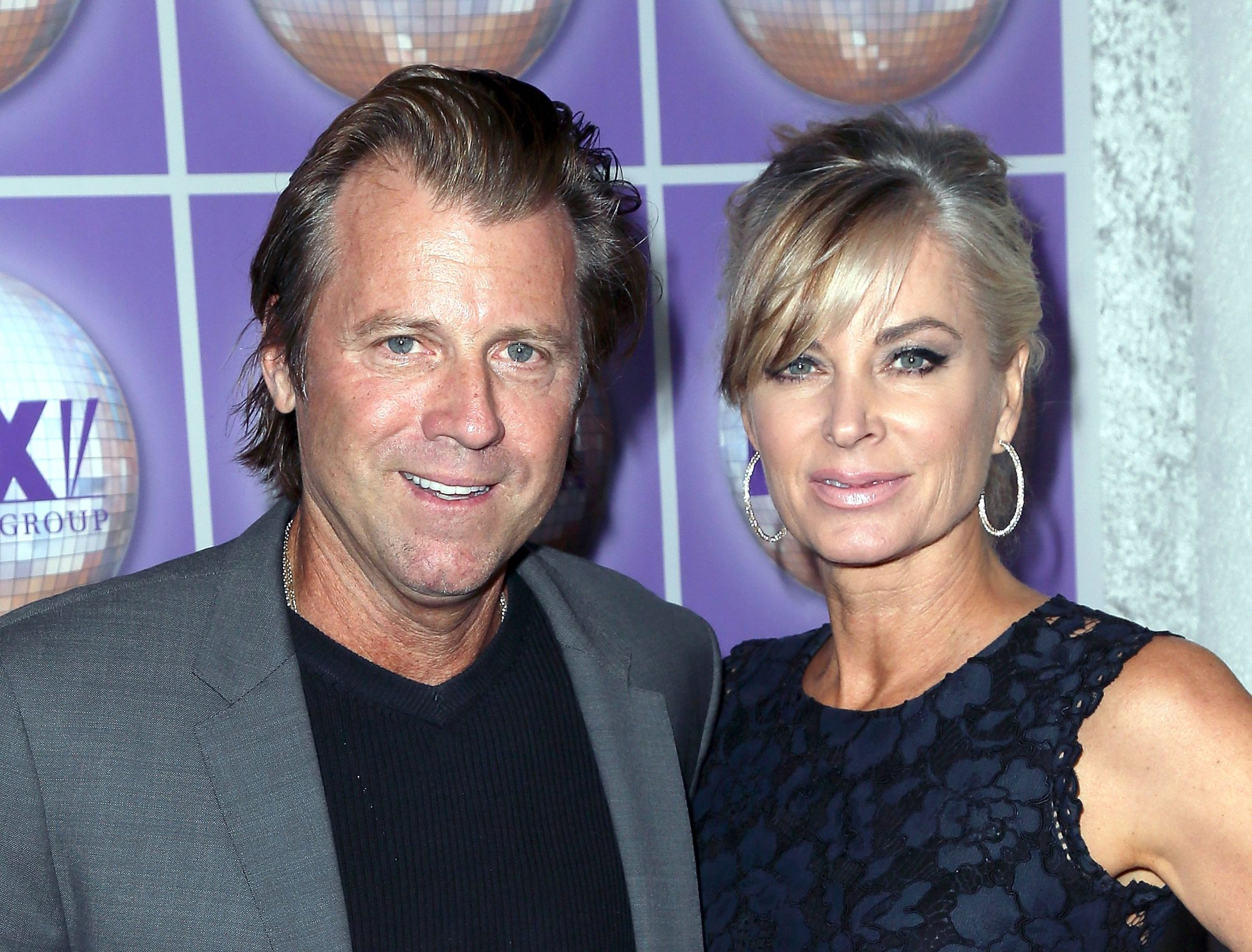 Vincent Van Patten and Eileen Davidson