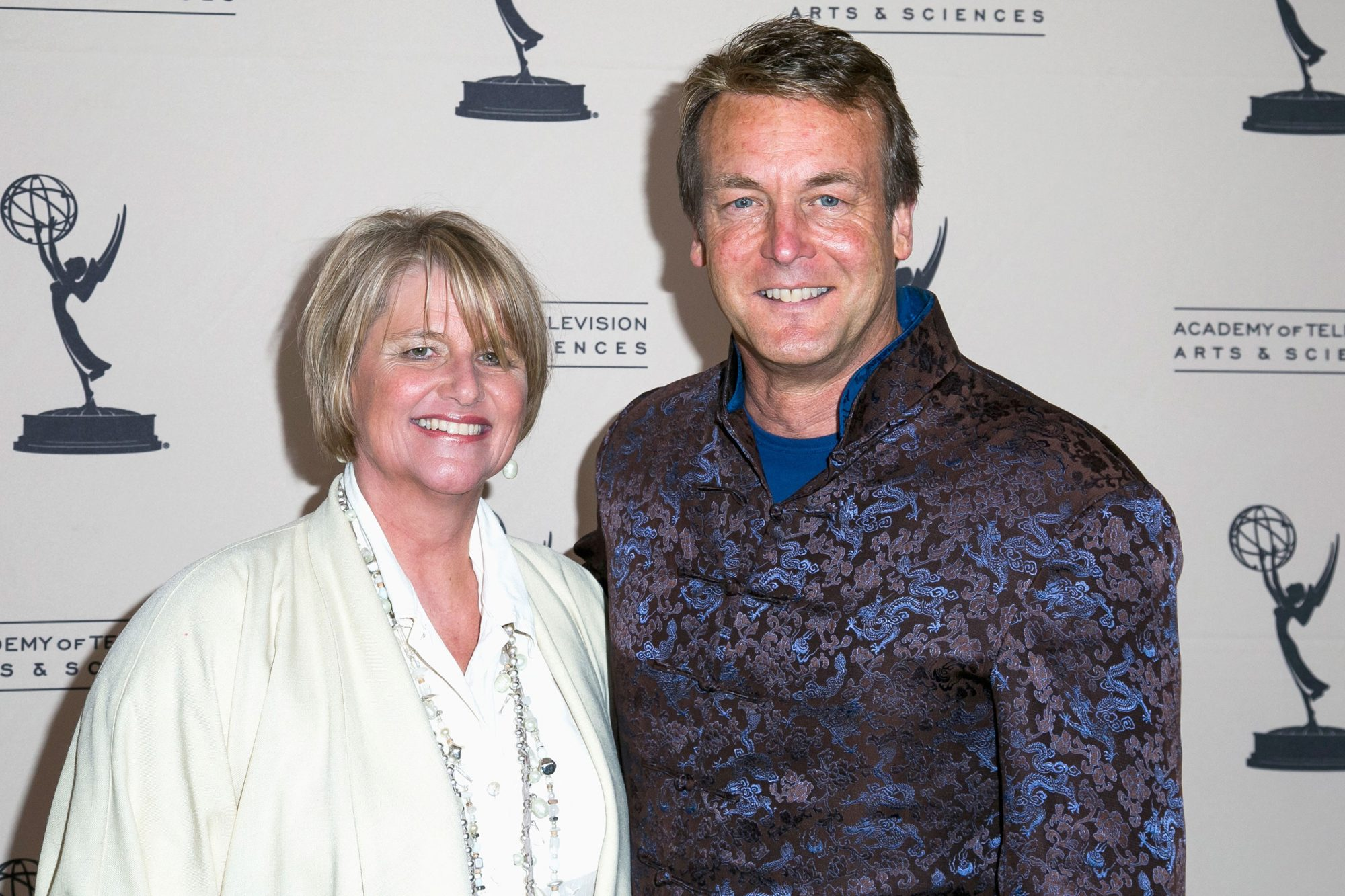 Doug Davidson and Cindy Fisher