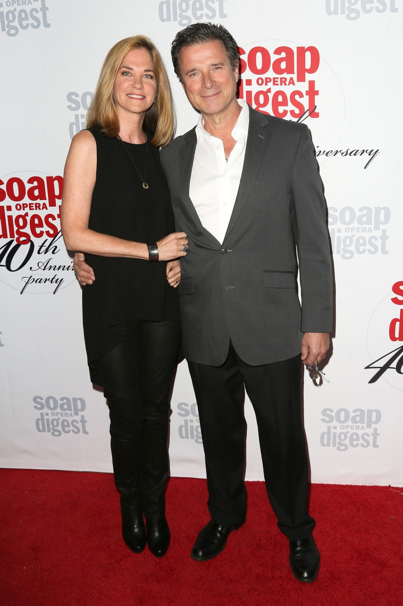 Kassie DePaiva and James DePaiva