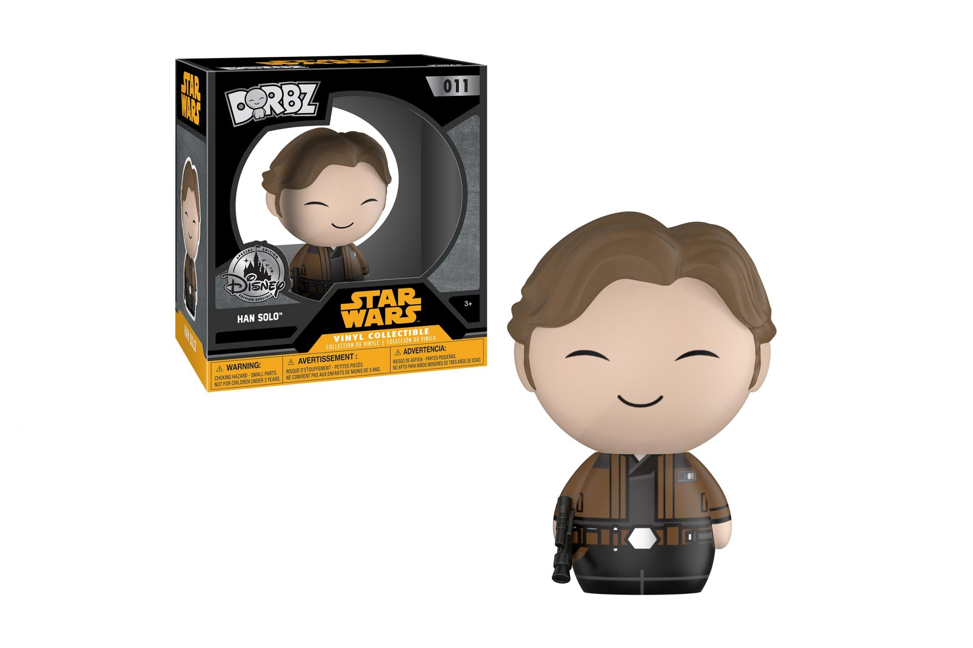 Solo: A Star Wars Story Funko Dorbz Figure