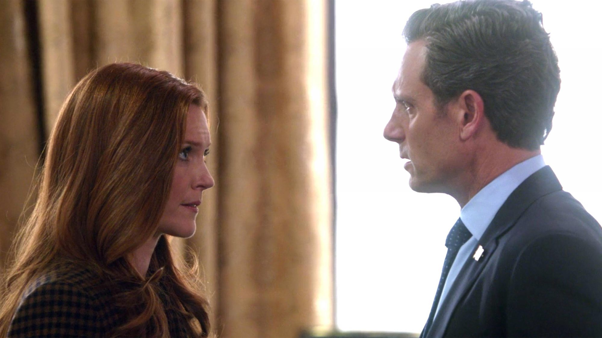 Darby Stanchfield (Abby Whelan): 'I See You' (season 5, episode 14)