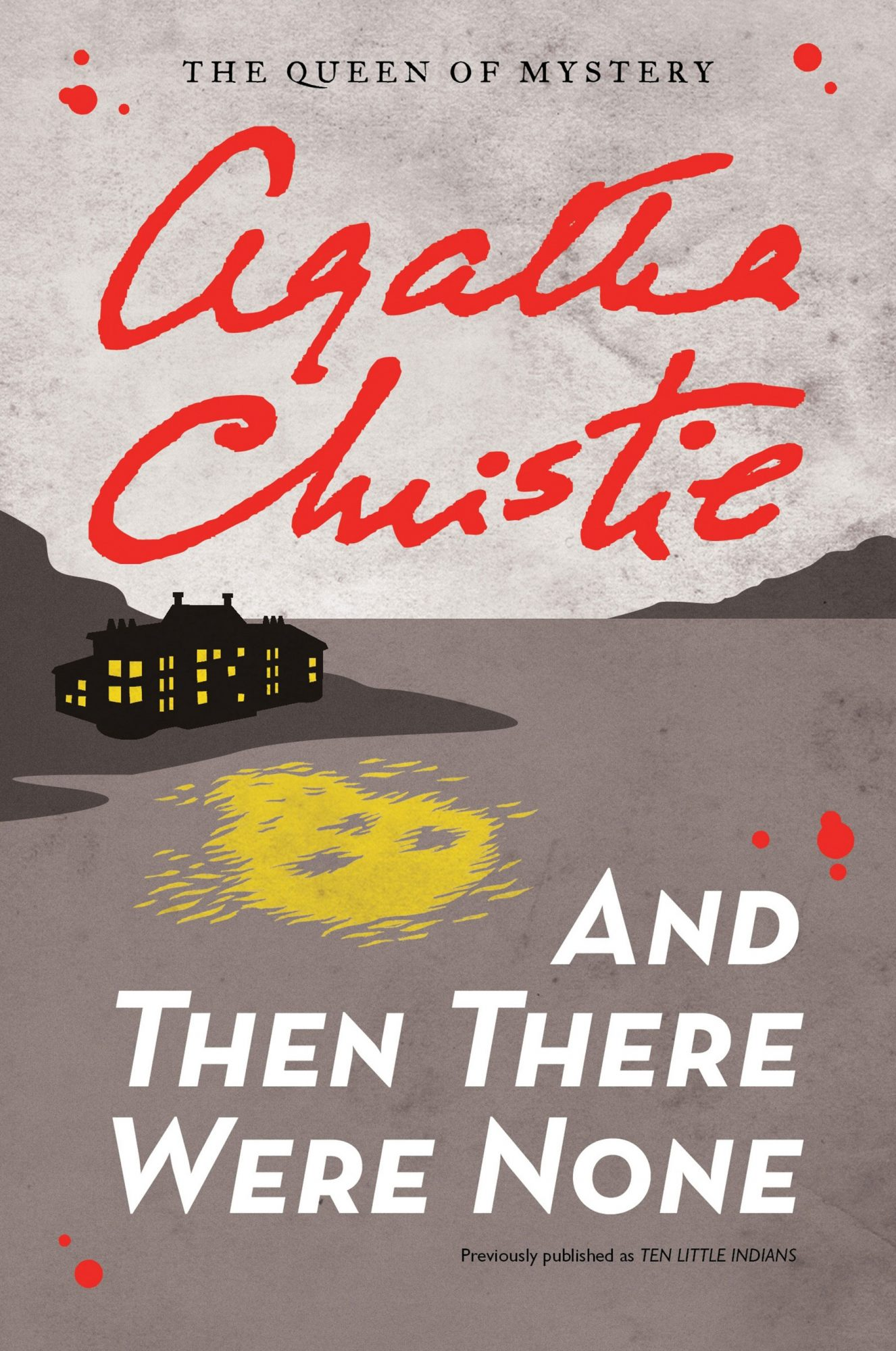 And Then There Were None - paperback (5/6/14)by Agatha Christie