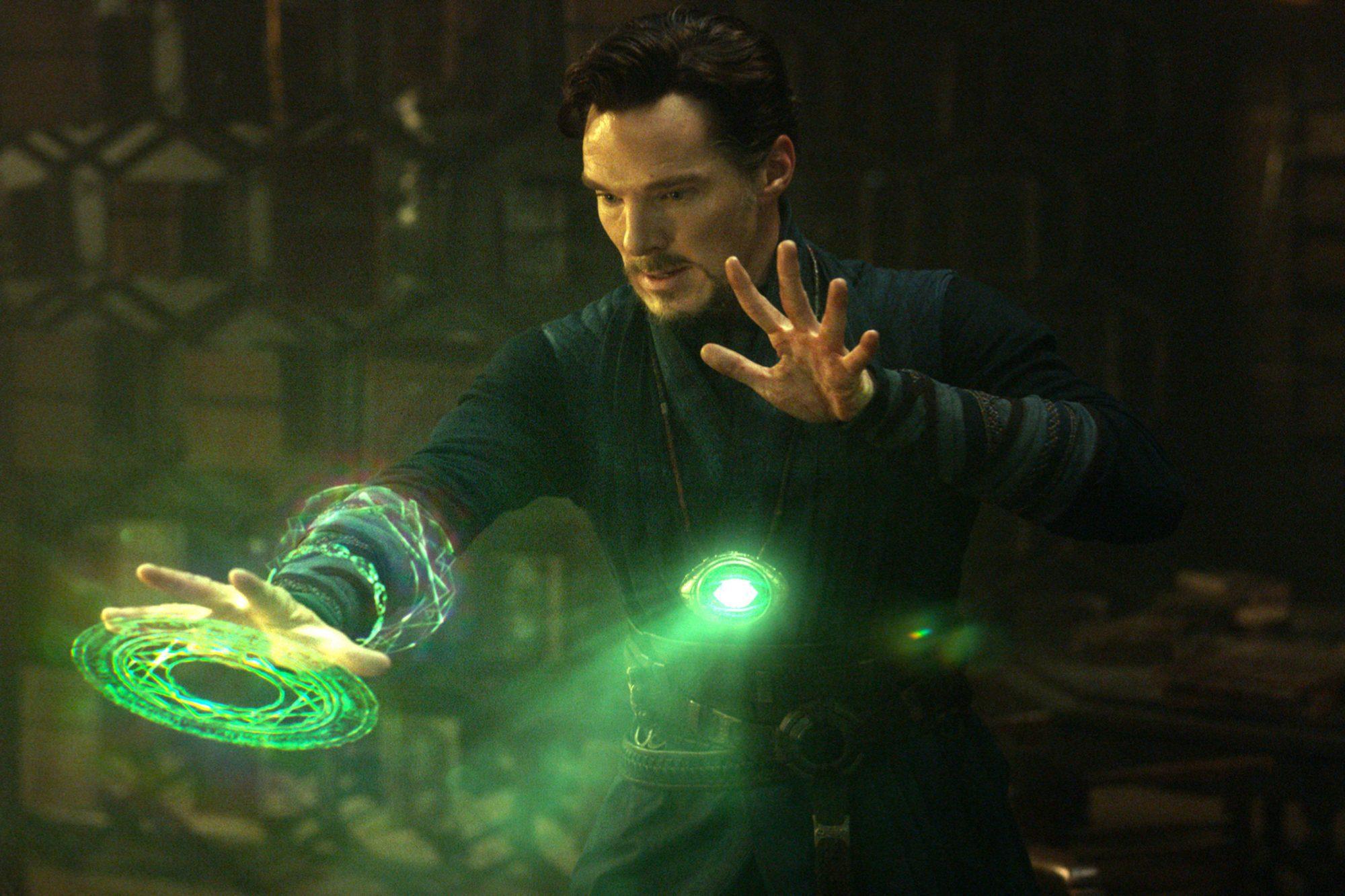 9. Doctor Strange