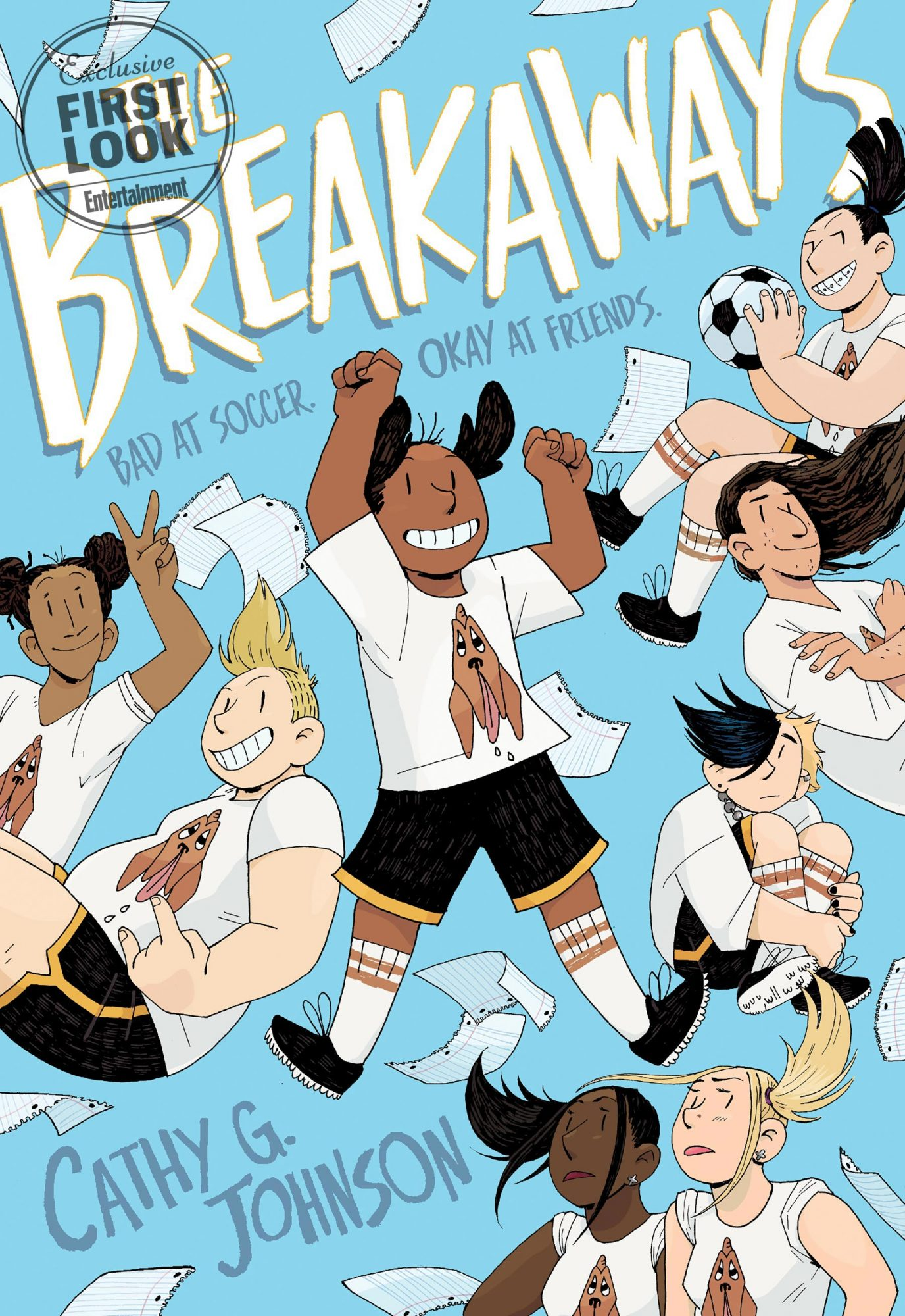 The Breakaways by Cathy G. Johnson (March 5)