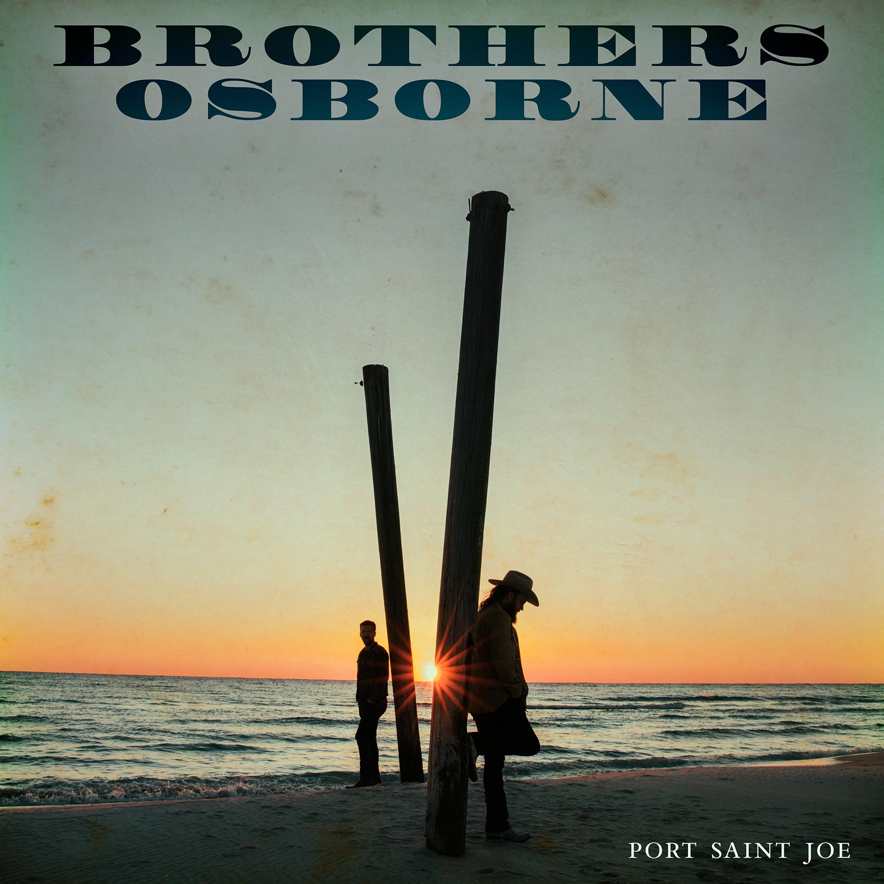 Brothers Osborne - Port Saint Joe CR: EMI Nashville