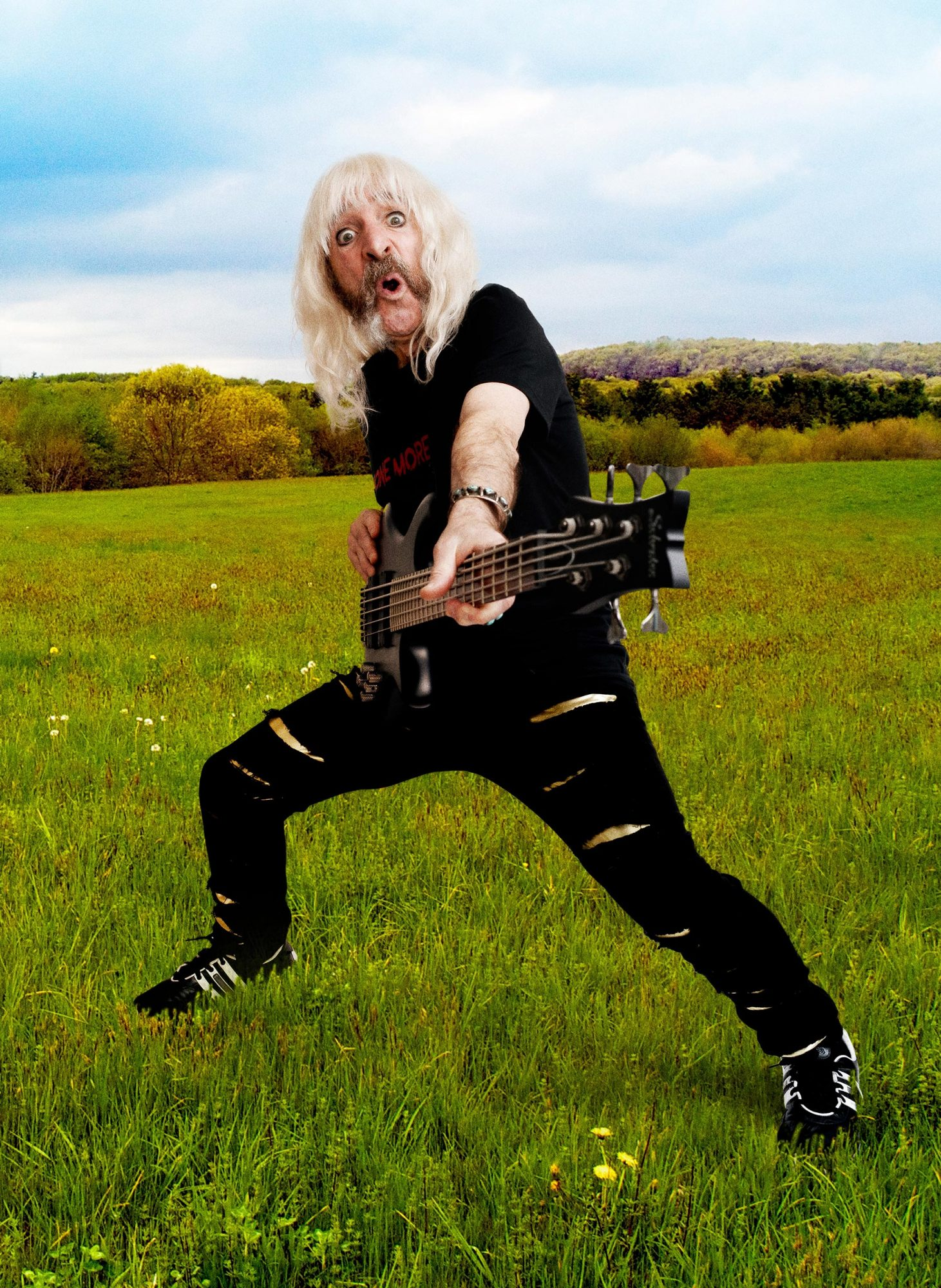 Derek Smalls publicity photo -- credit: Rob Shanahan
