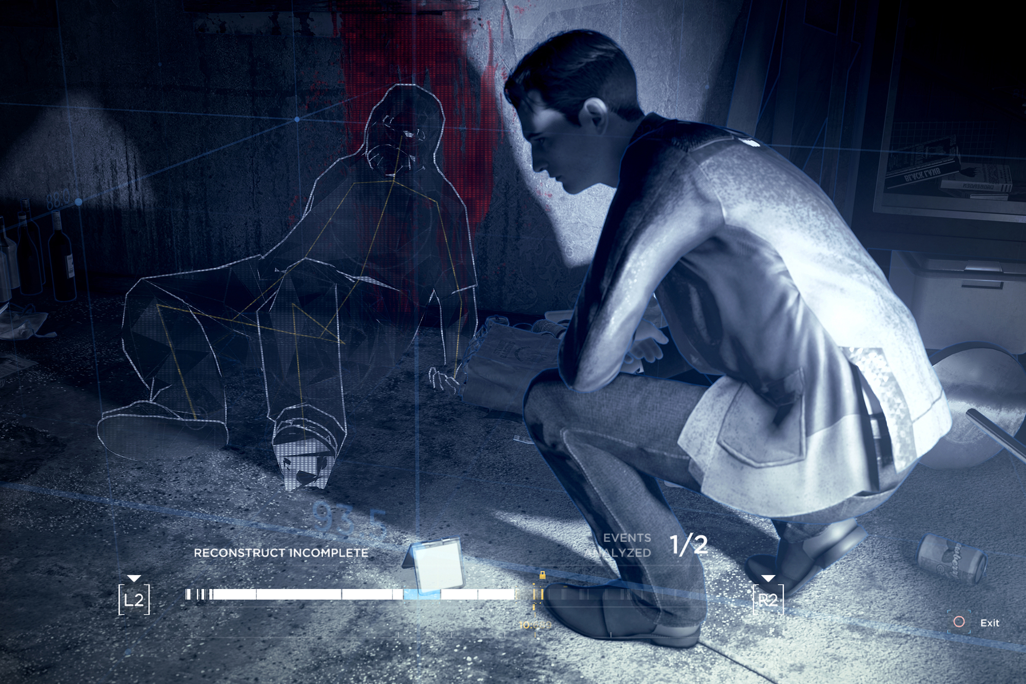 Detroit Become Human Preview    HostageSony Interactive Entertainment LLC