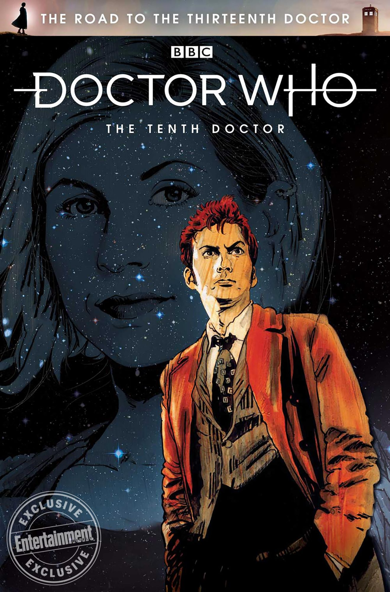 The Road to the Thirteenth Doctor CR: Titan Comics and BBC Studios