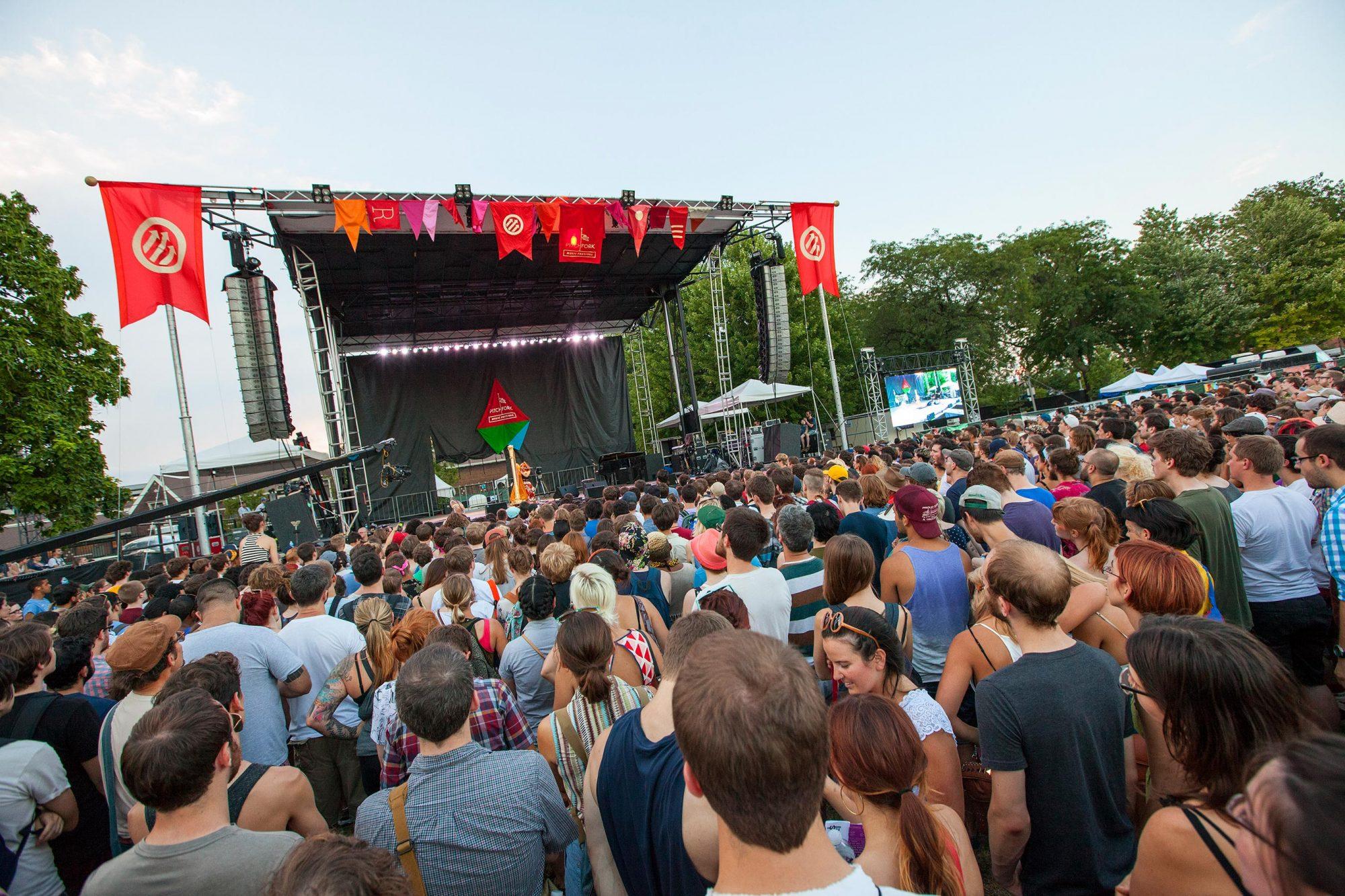 2013 Pitchfork Music Festival - Day 1