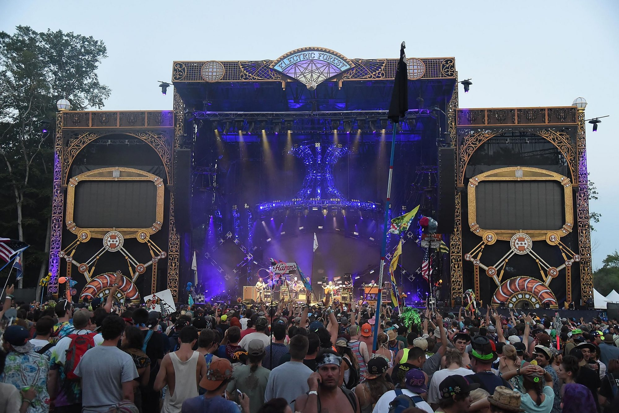 Electric Forest Festival - Day 4