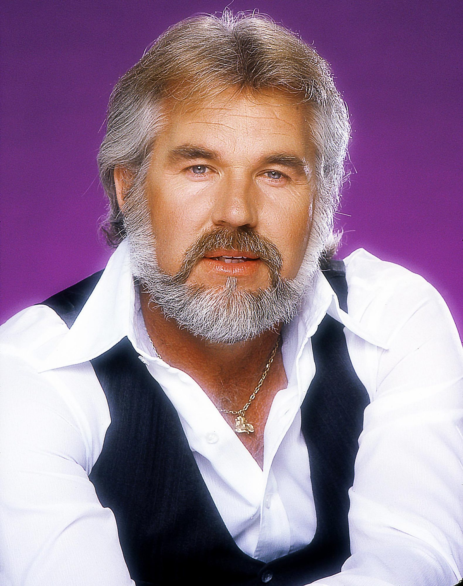 Kenny Rogers Portrait Session