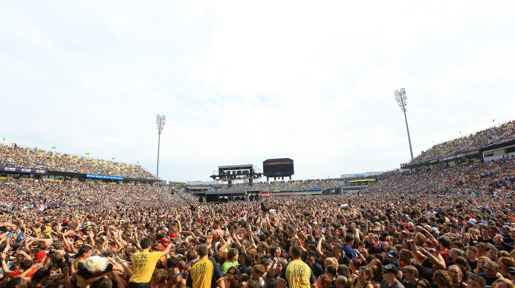 Rock On The Range 2015 - Day 1