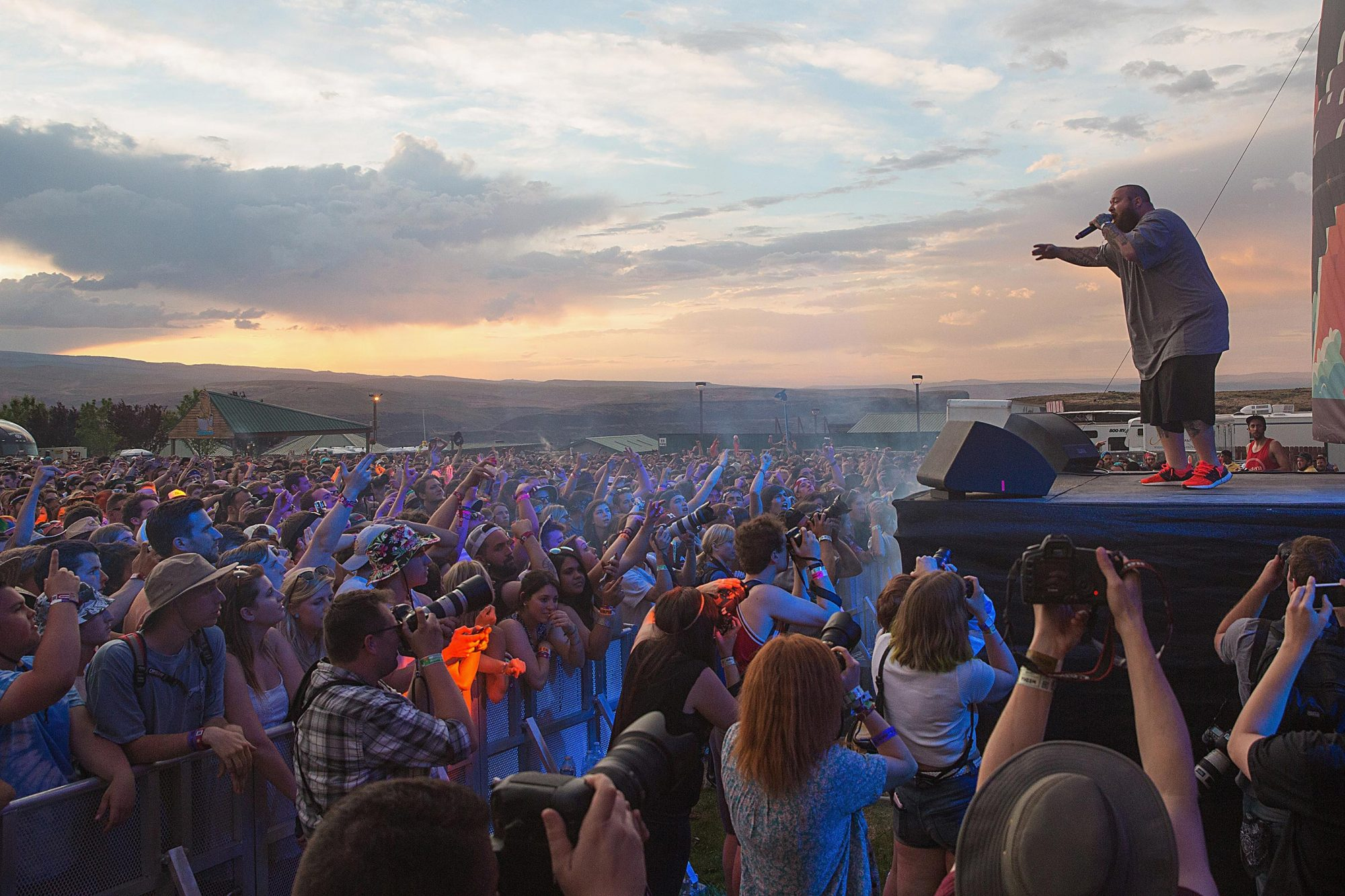 2015 Sasquatch! Music Festival
