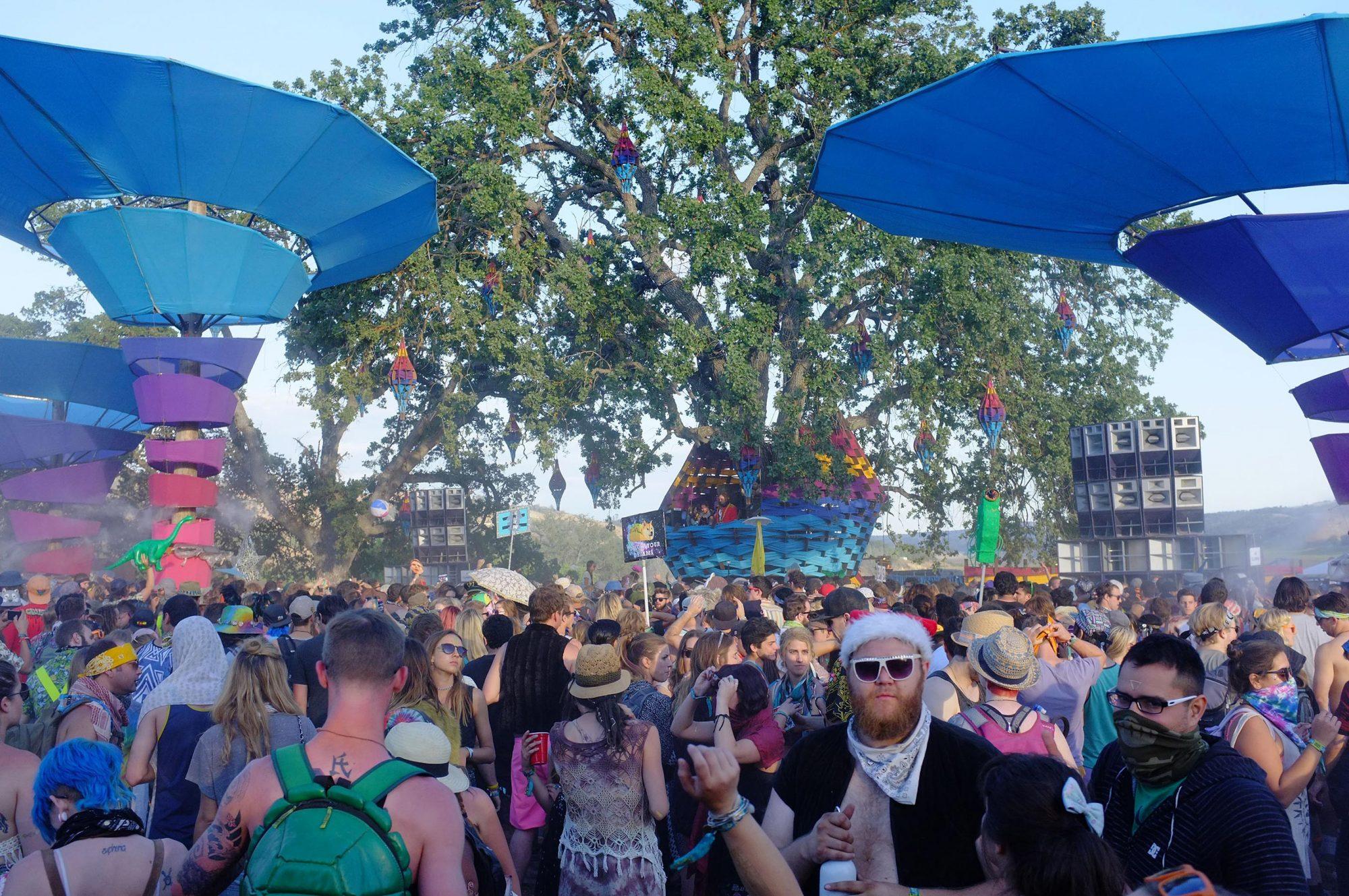 Lightning In A Bottle Festival 2015