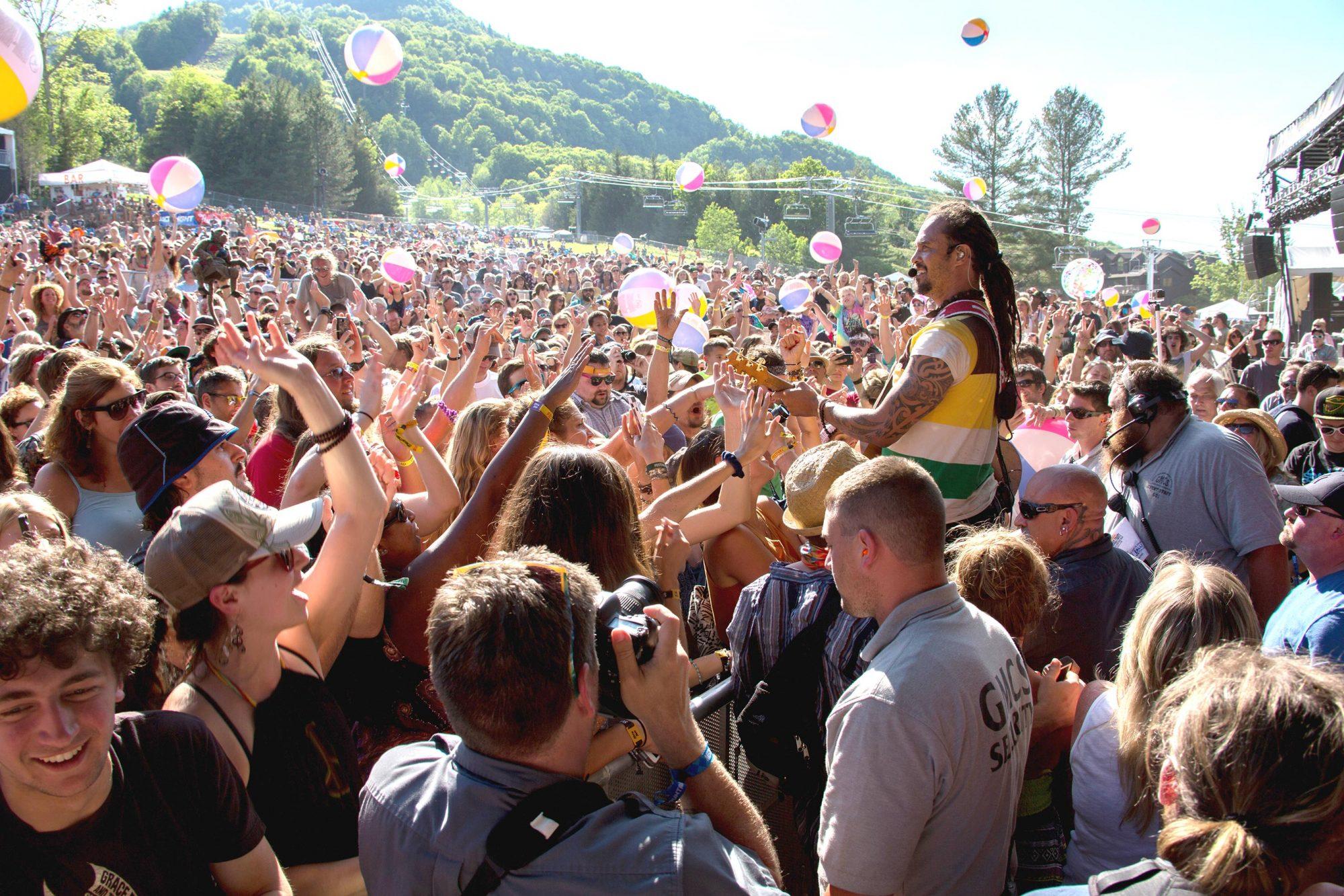 2015 Mountain Jam - Day 4