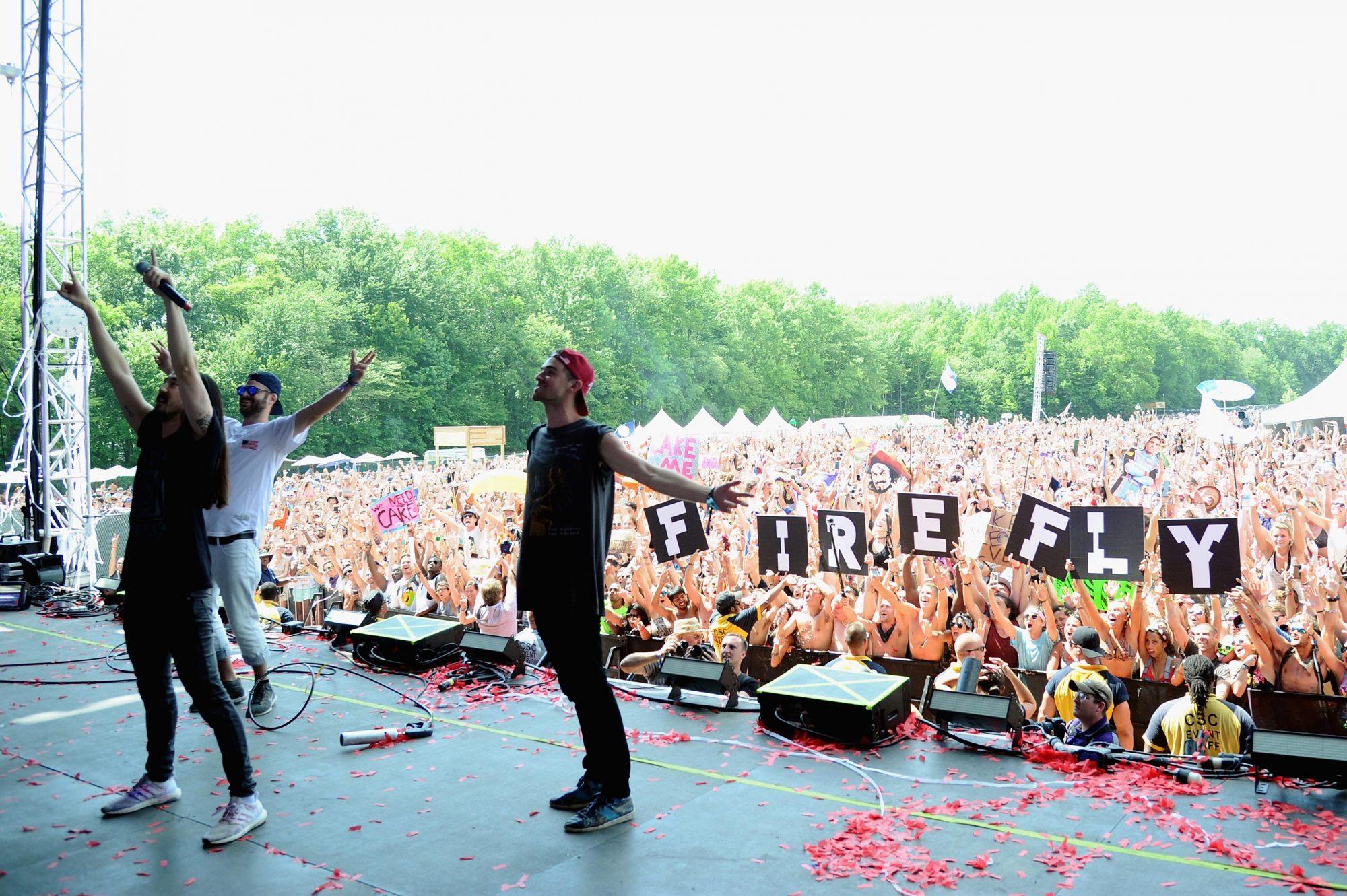 Firefly Music Festival 2015 - Day 4