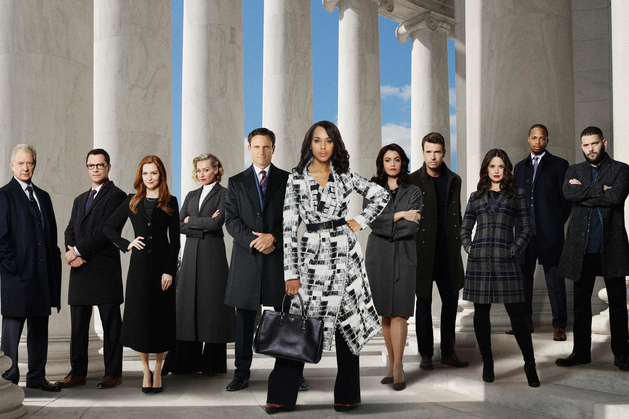 "ABC's ""Scandal"" - Season Five"