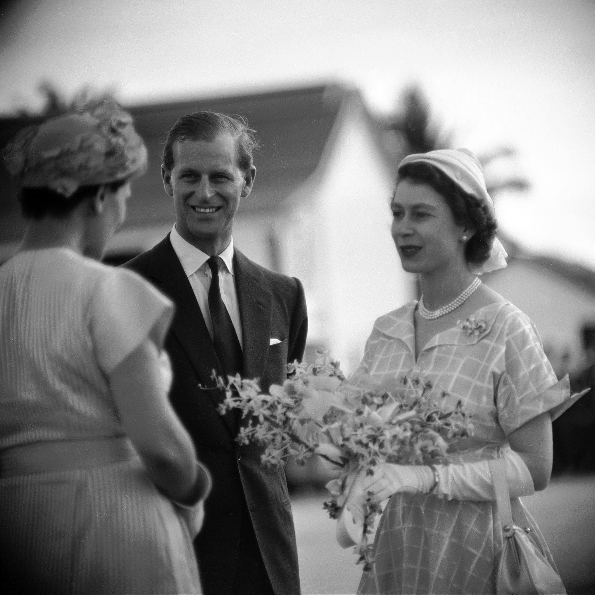 Elizabeth II [& Family] [RF: England RF]