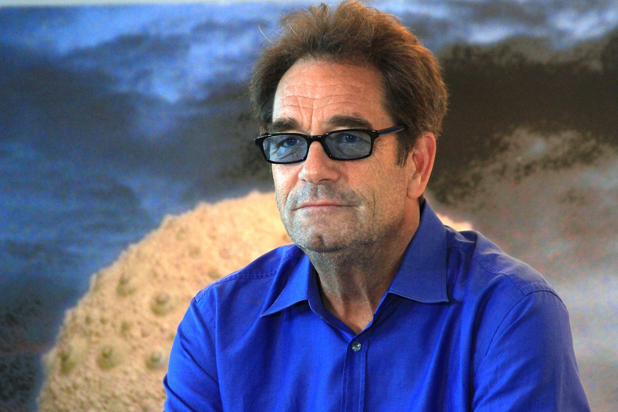 Huey Lewis & the News Press Conference