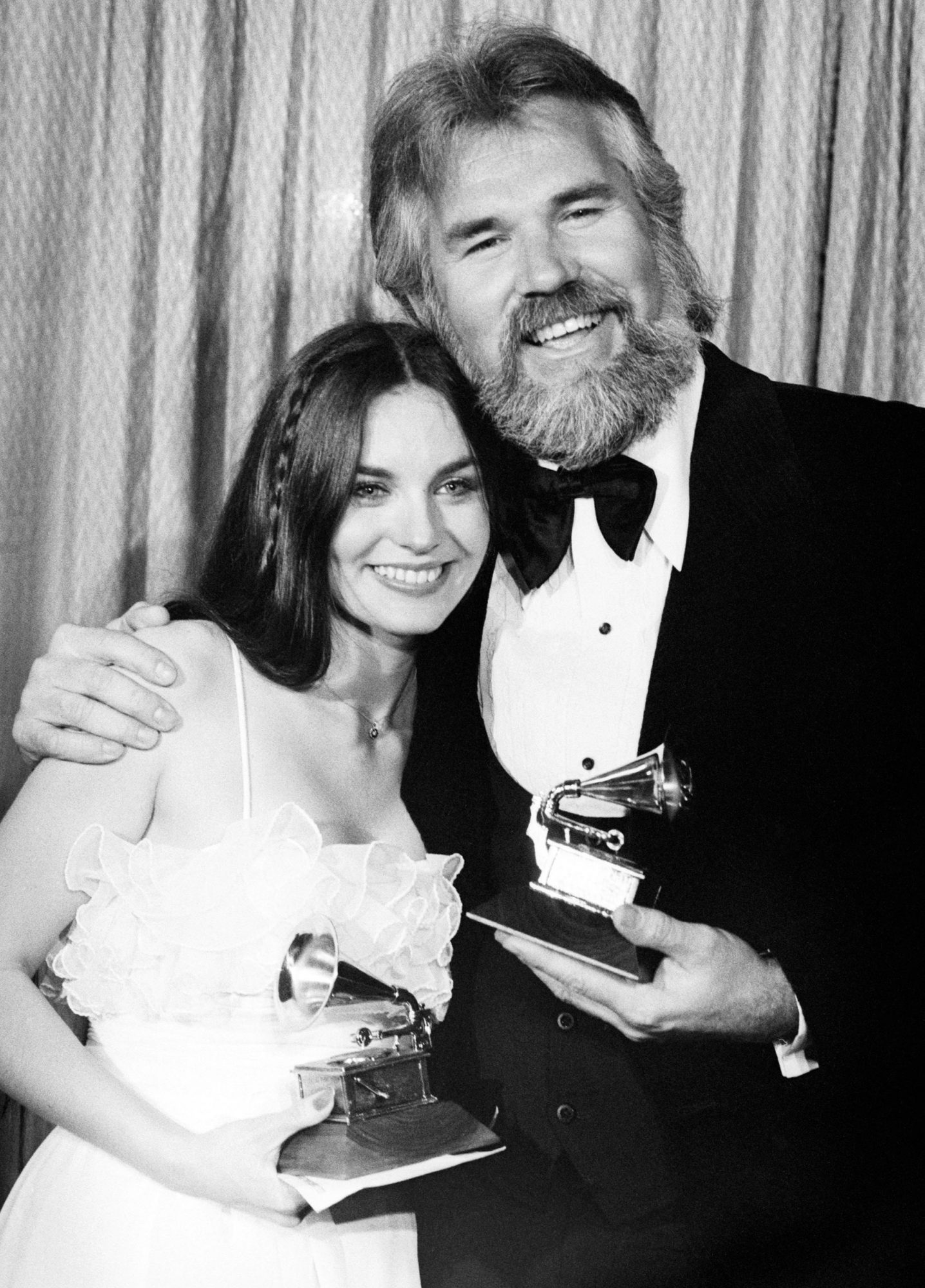 Kenny Rogers and Crystal Gayle