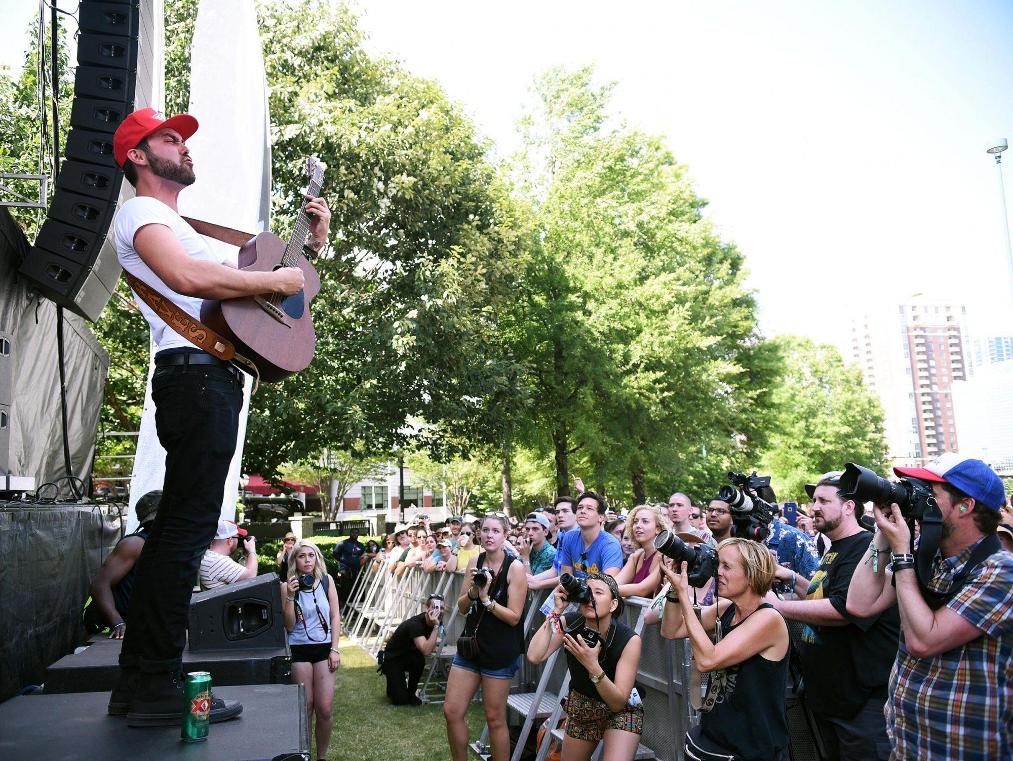 2016 Shaky Knees Music Festival - Day 2