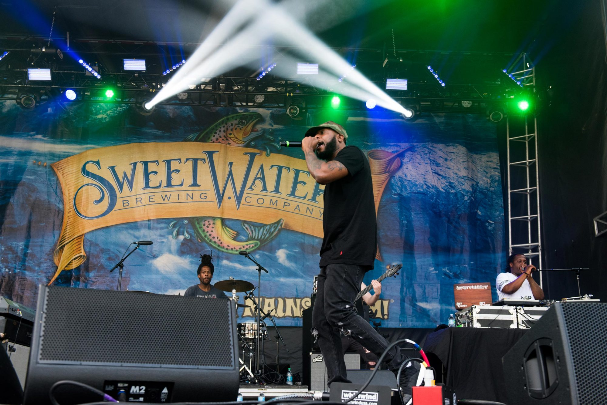2017 SweetWater 420 Fest