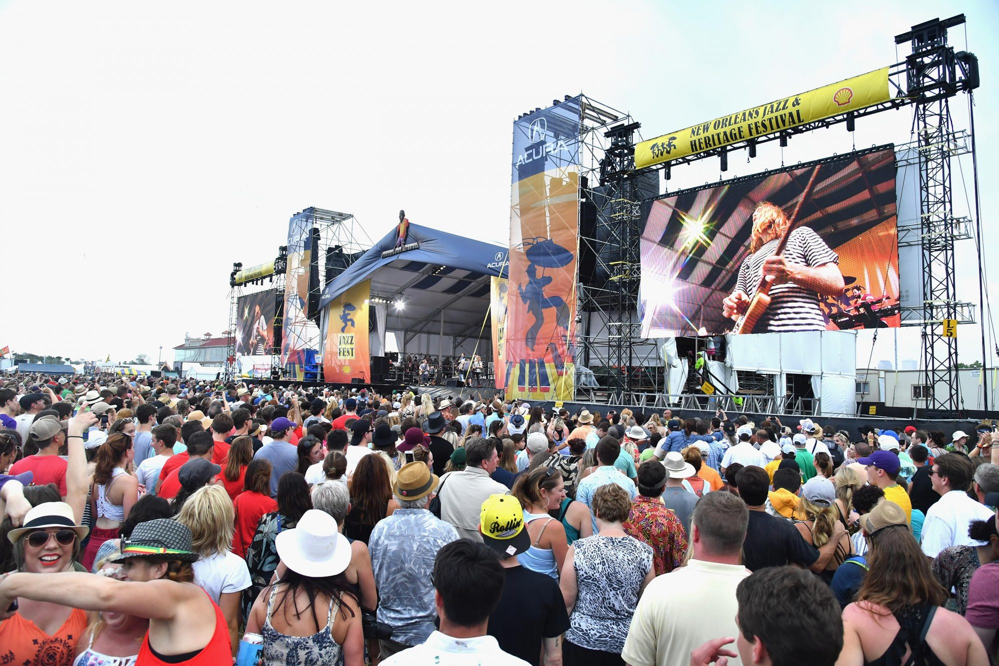 2017 New Orleans Jazz & Heritage Festival - Day 2