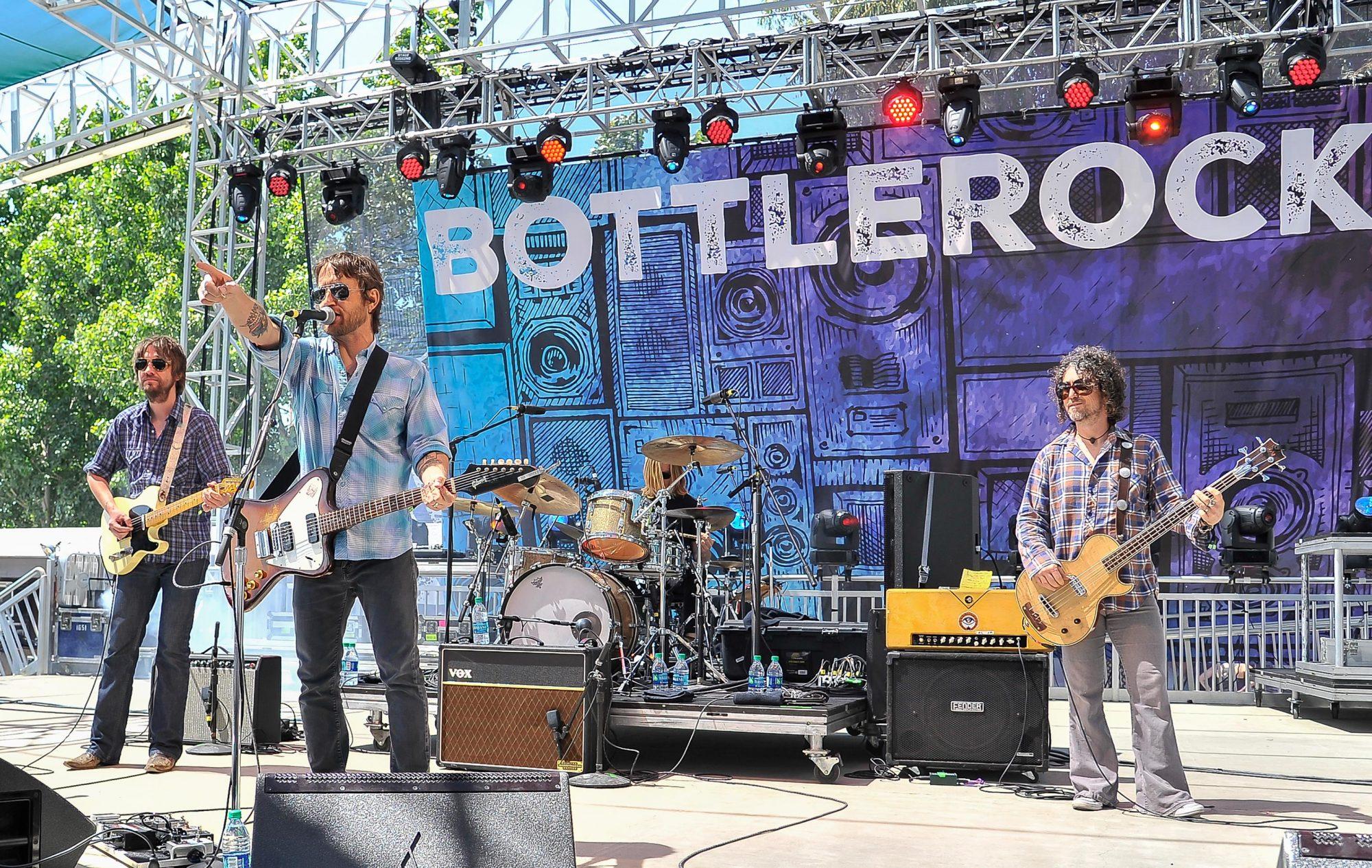 BottleRock Napa Valley 2017 - Day 2