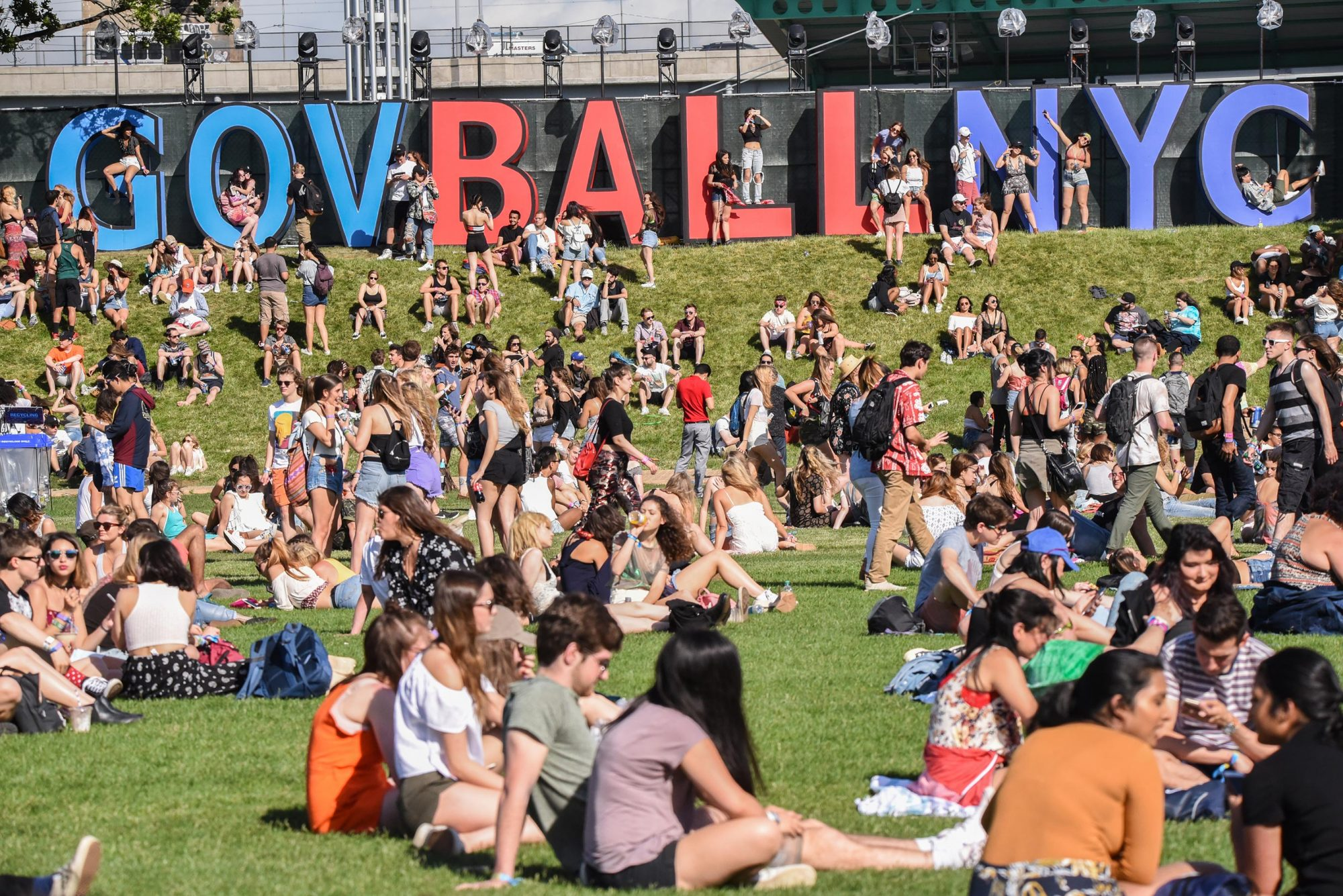 2017 Governors Ball Music Festival - Day 1