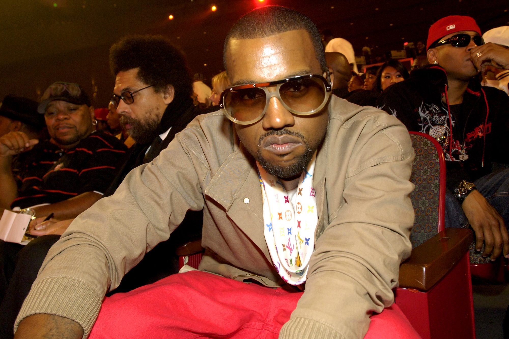 BET Hip Hop Awards 2007- Backstage and Audience