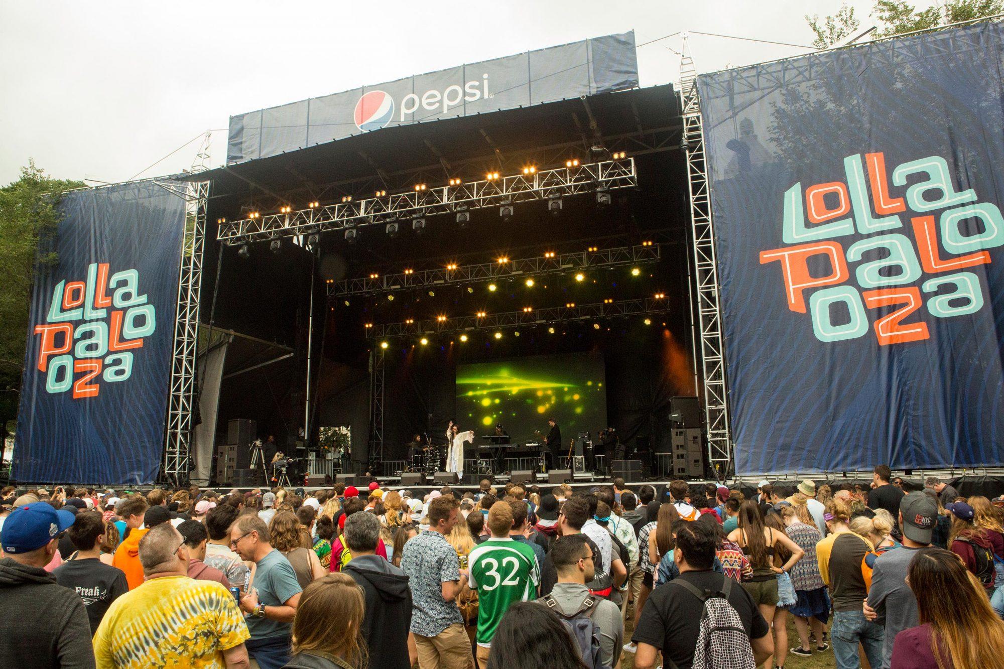 2017 Lollapalooza - Day 2