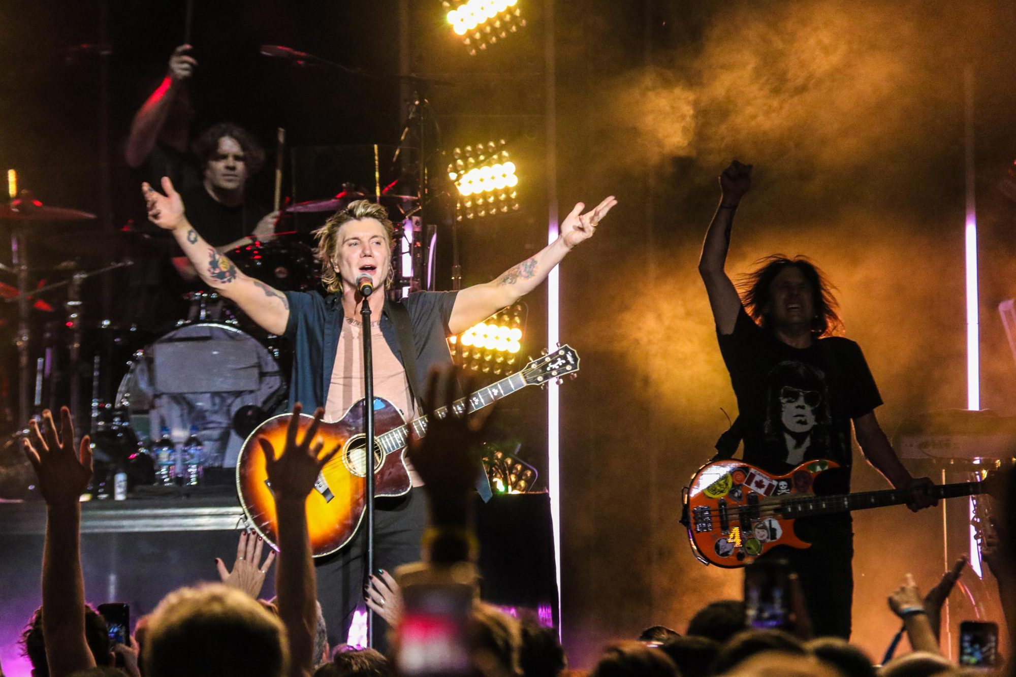 Goo Goo Dolls In Concert - Wantagh, New York