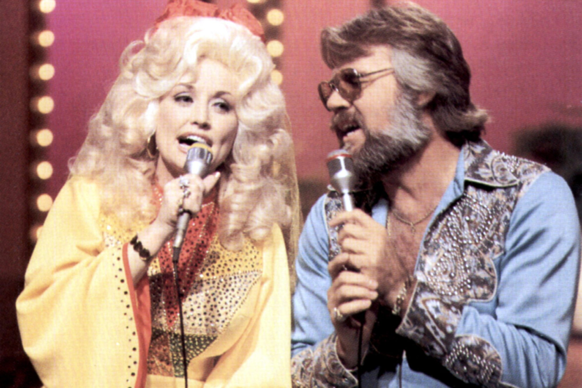 Photo of Kenny ROGERS and Dolly PARTON