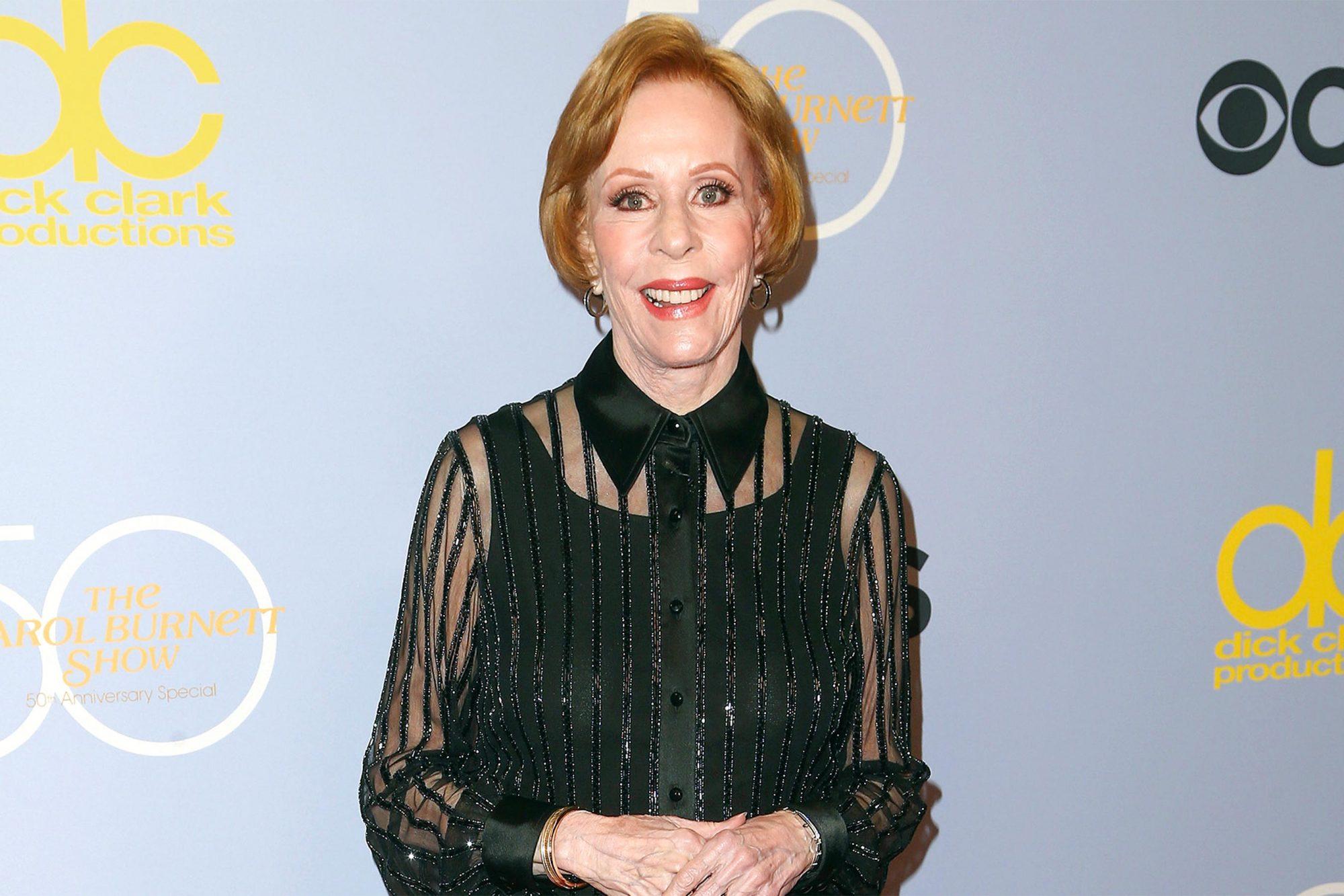 "CBS' ""The Carol Burnett Show 50th Anniversary Special"" - Arrivals"
