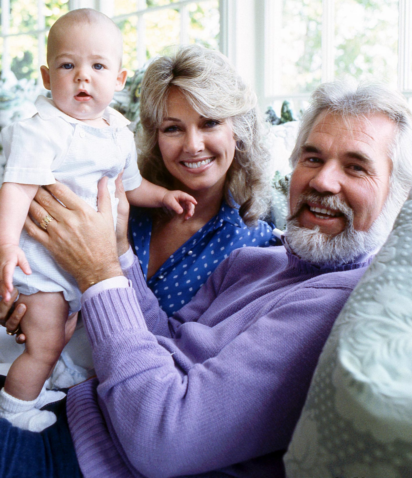 Marianne Gordon And Kenny Rogers Appear On 20/20