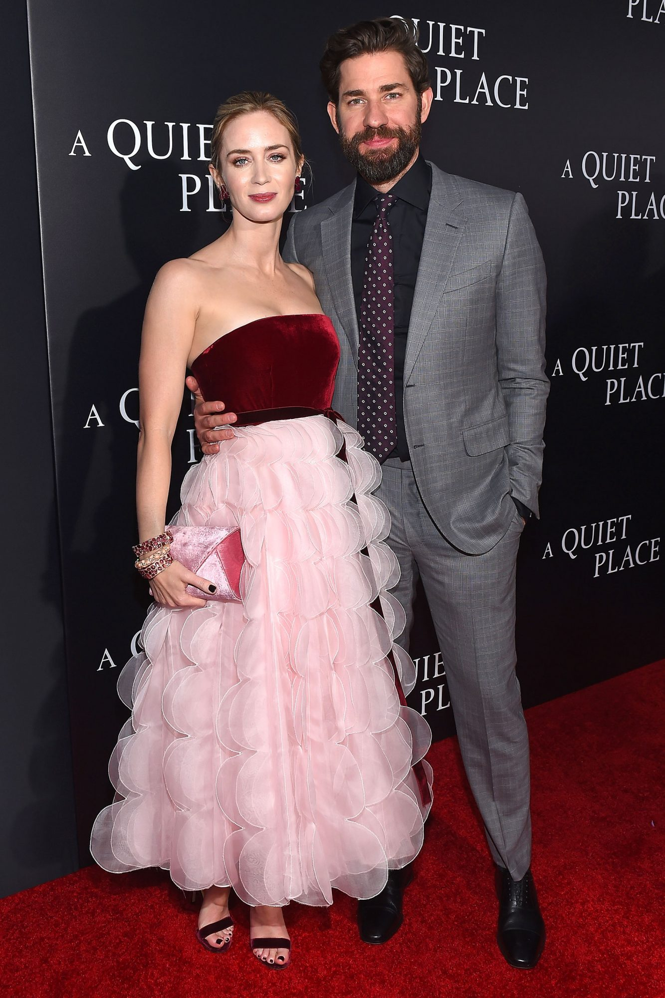 Paramount Pictures presents the New York Premiere of 'A QUIET PLACE'